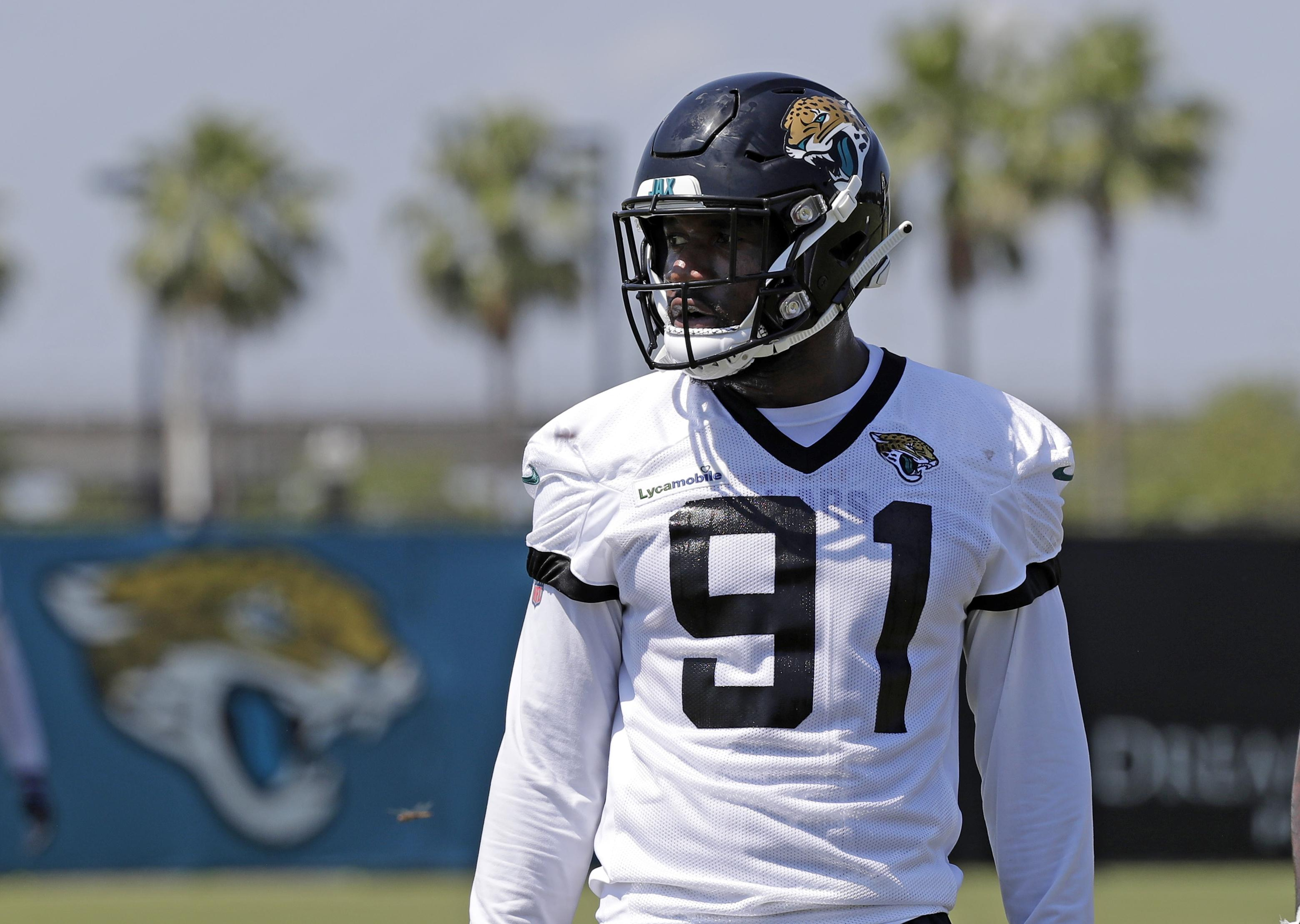 97653b63 Jaguars expect Yannick Ngakoue's holdout to be relatively brief ...