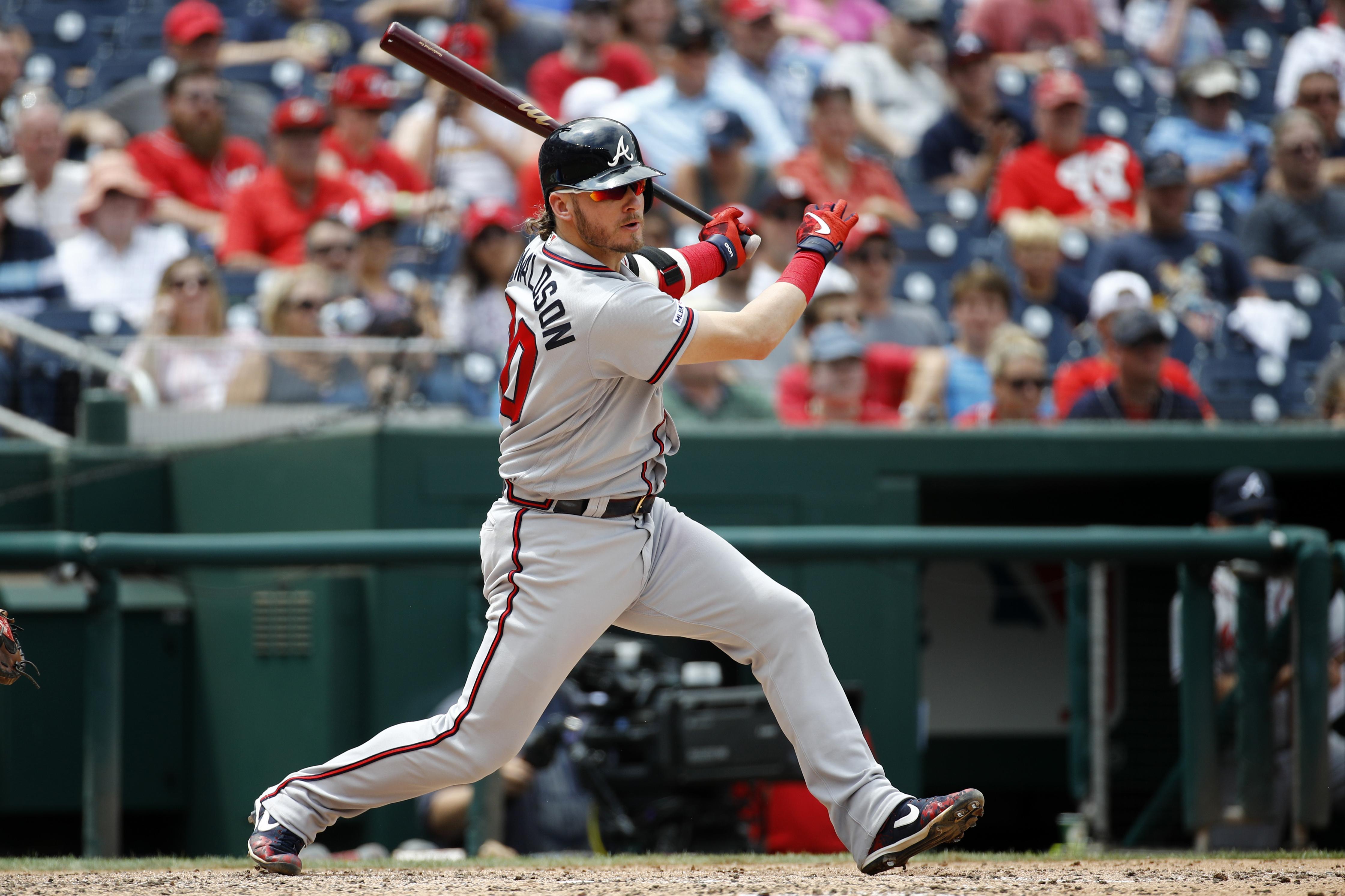 Indians' Carlos Carrasco, Braves' Josh Donaldson win Comeback Player of Year awards