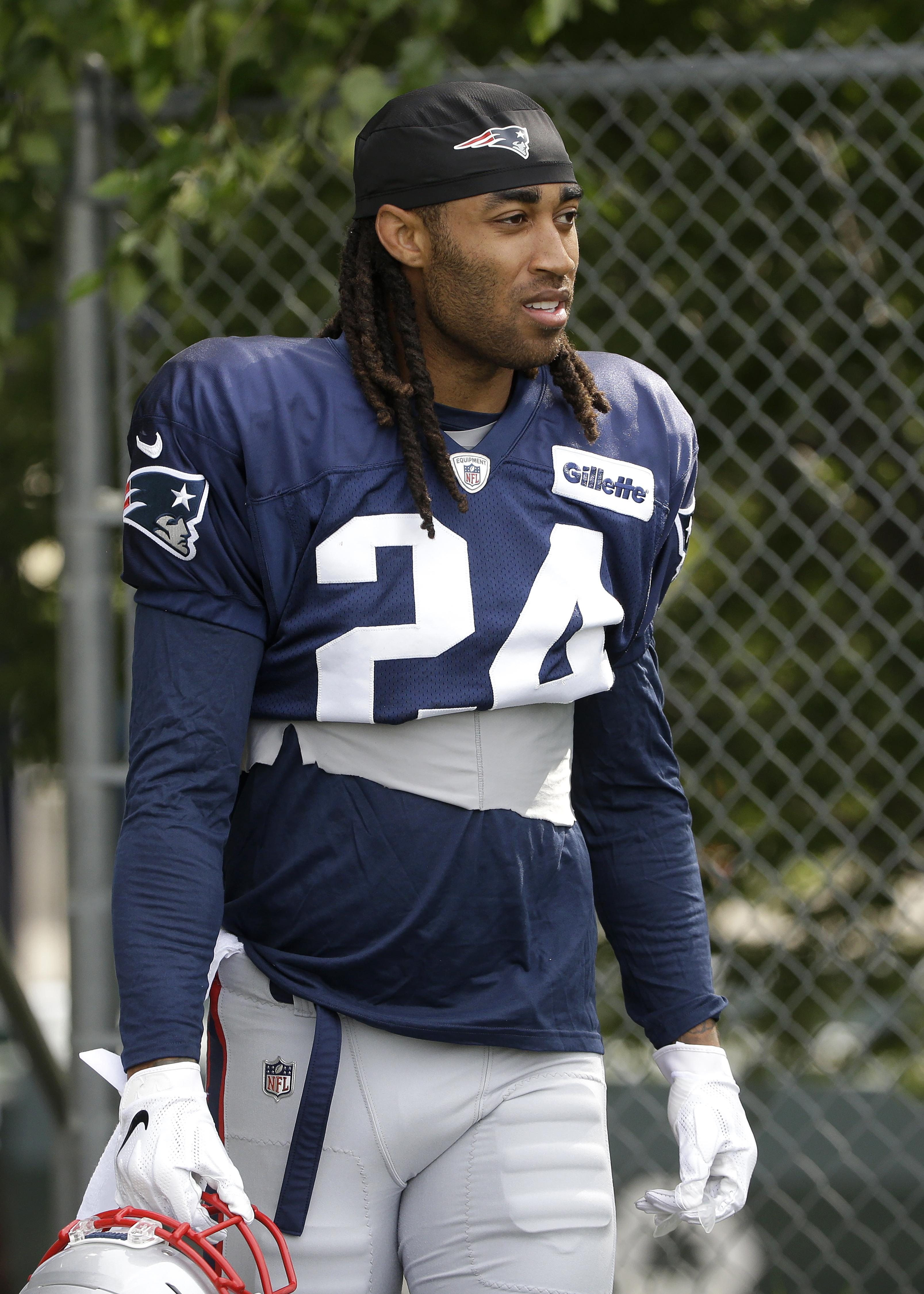 Stephon Gilmore turns a corner, might be anchor of Patriots ...