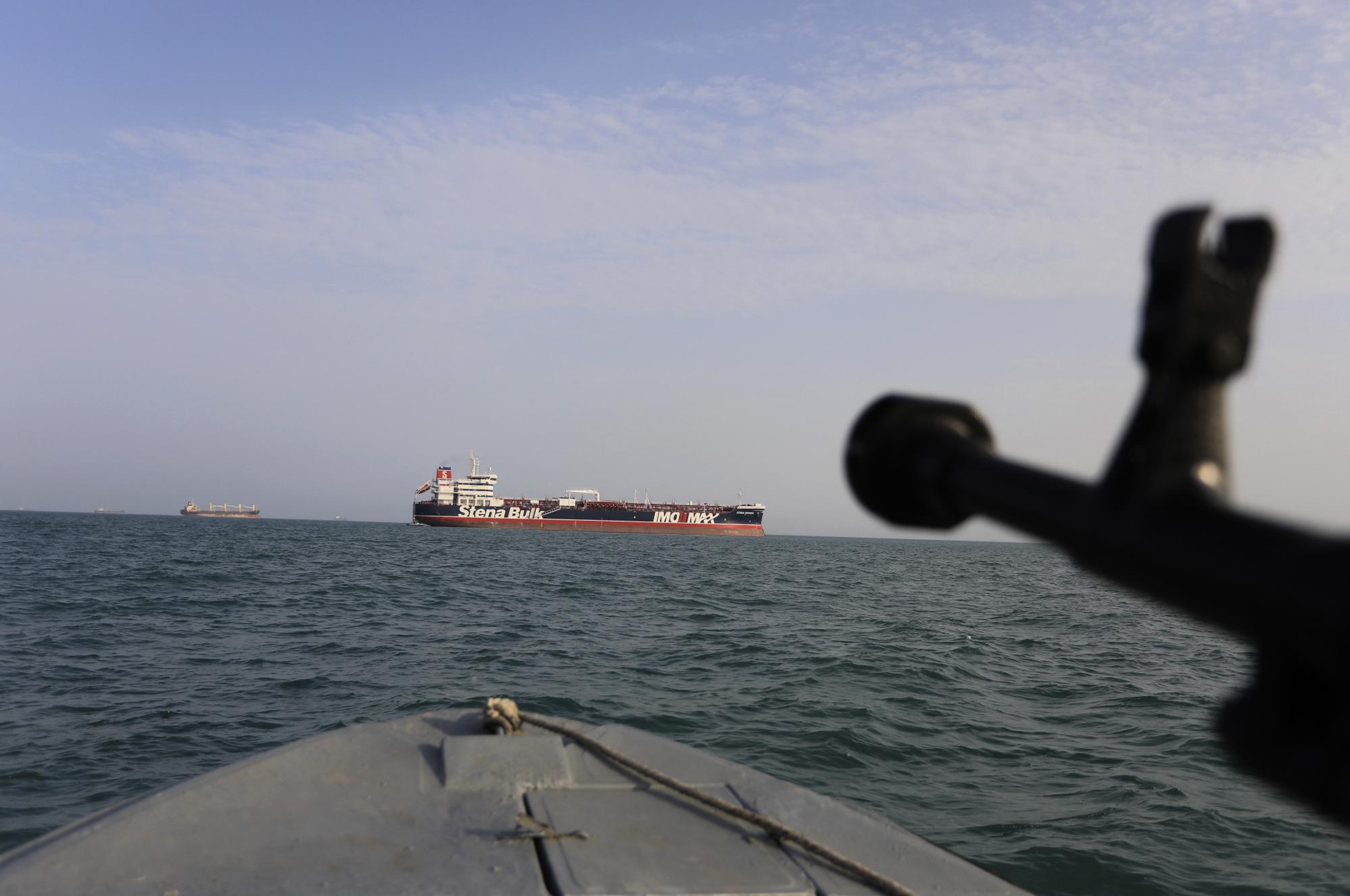 UK joins US Strait of Hormuz mission