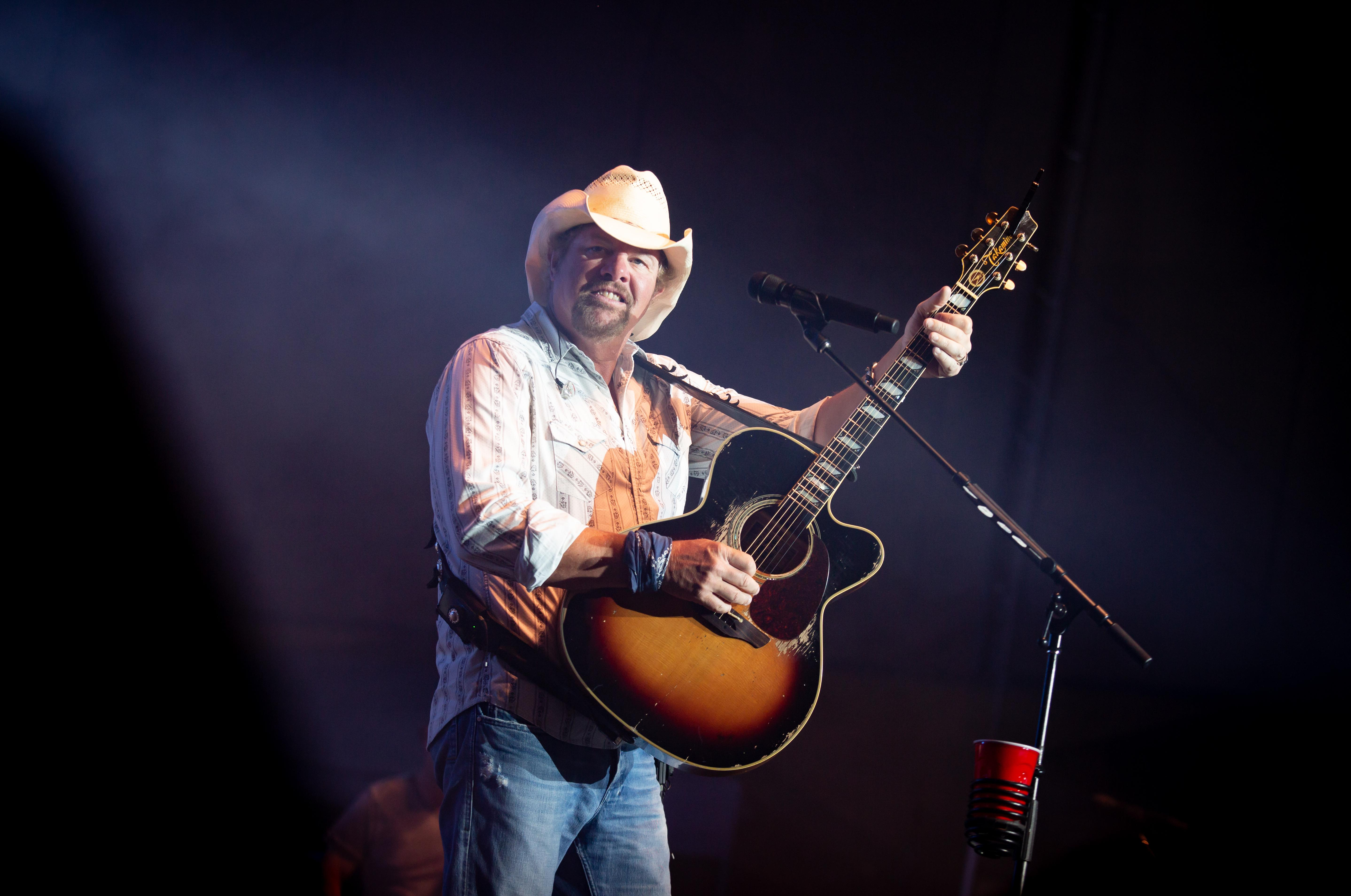 toby keith clint eastwood song