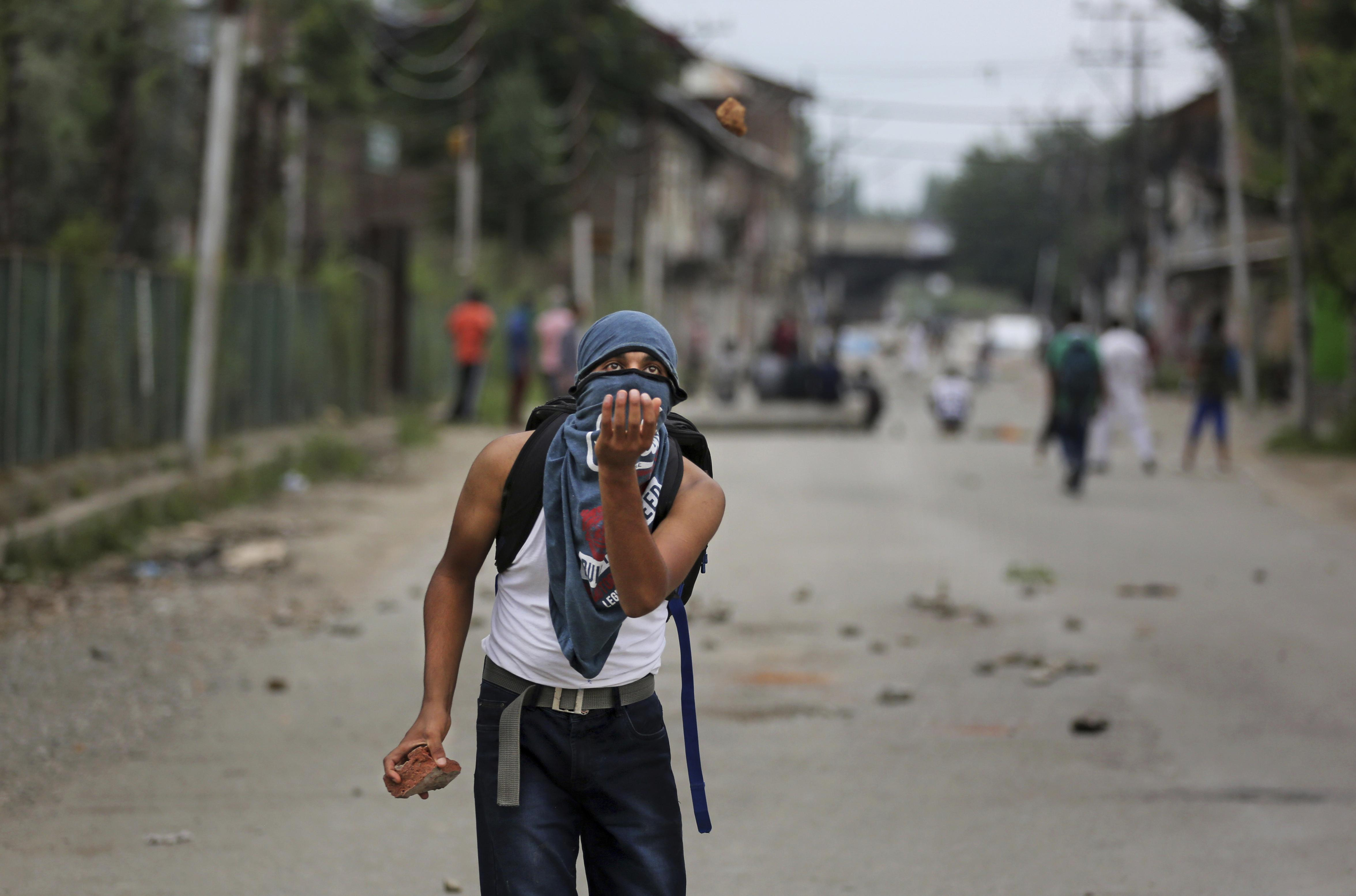 Kashmir curfew partially eased for prayers amid lockdown | The