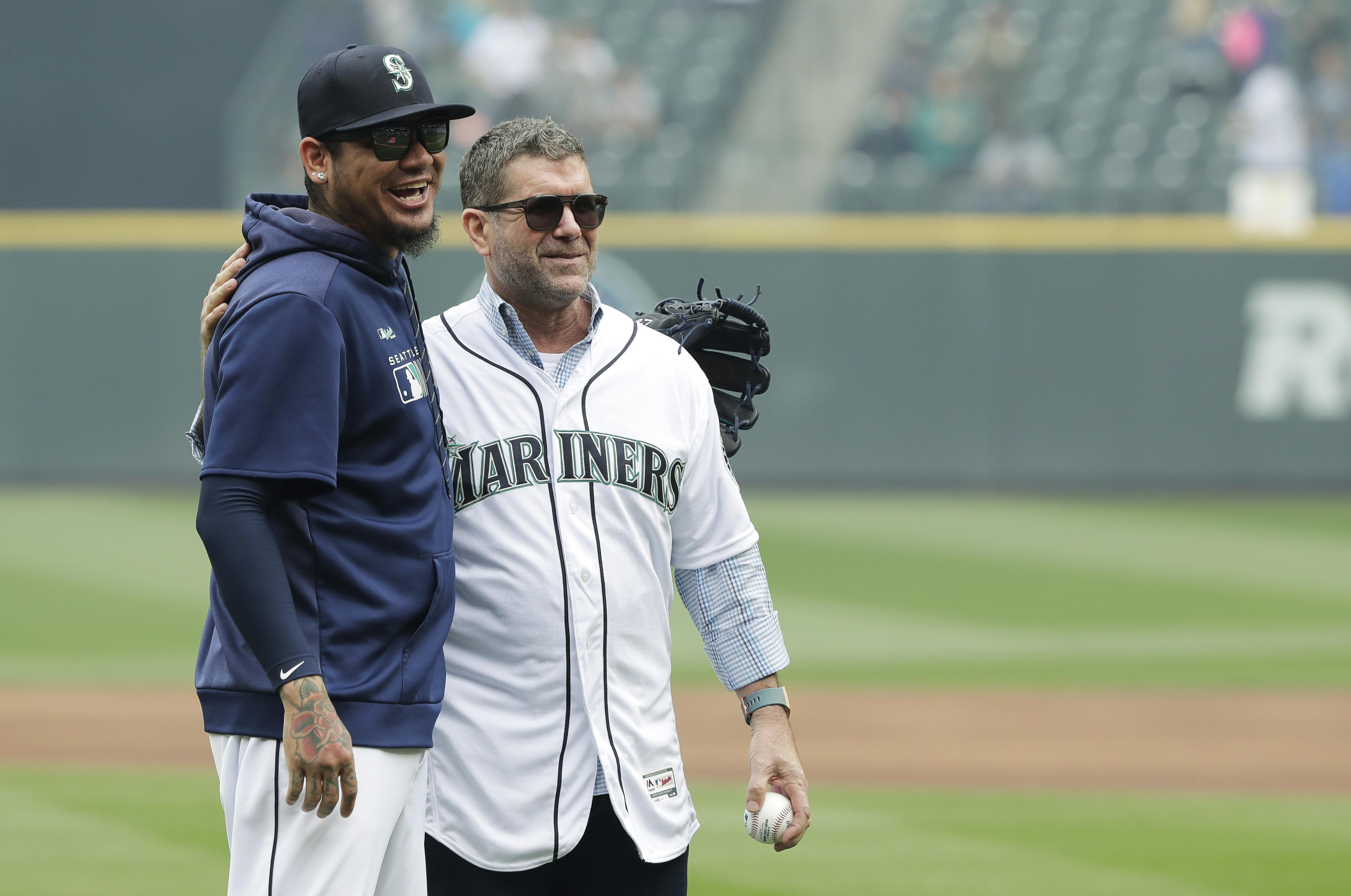 204cefe6 Mariners lose 1-0 to Rays; Felix Hernandez and Edgar Martinez share ...