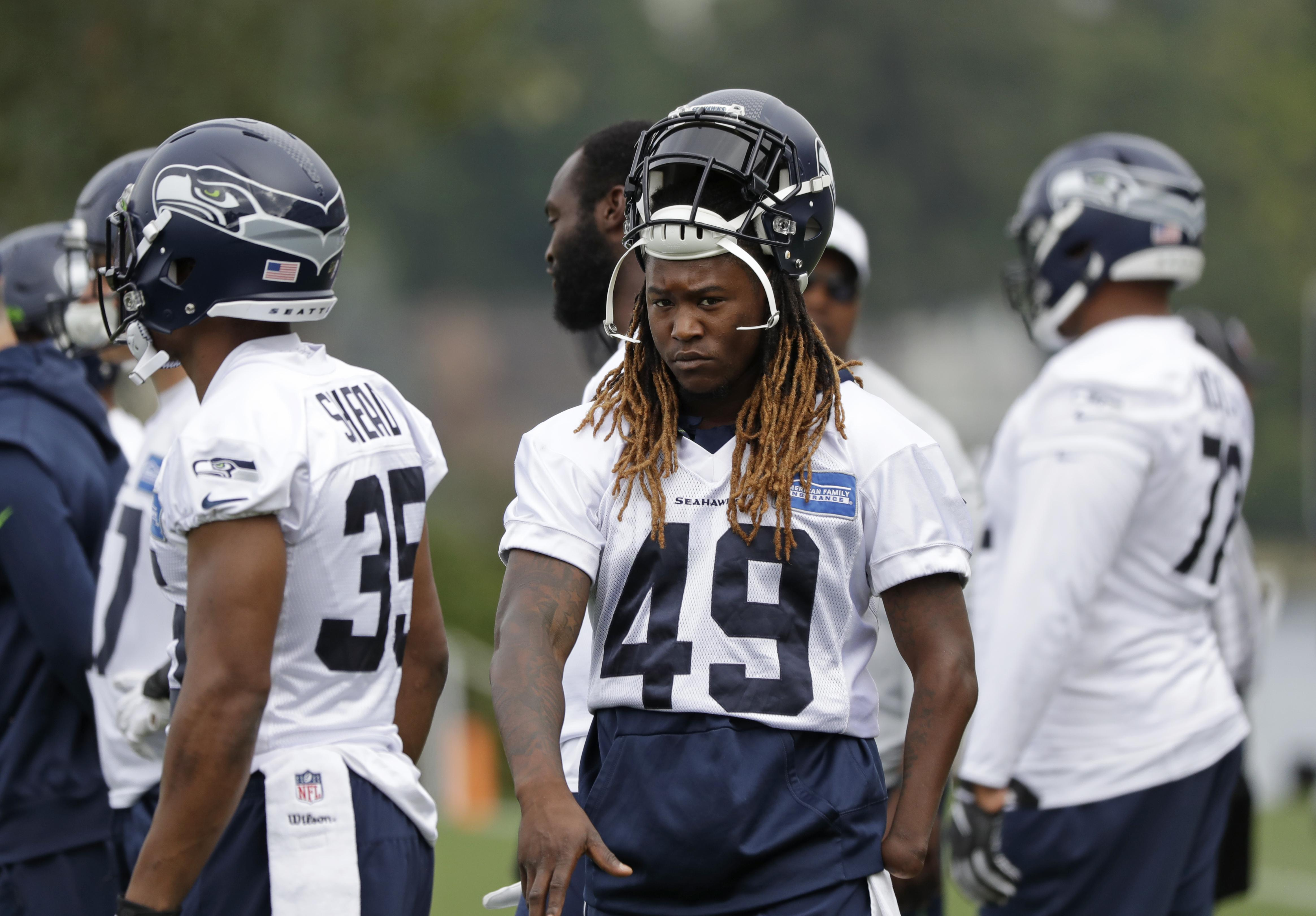 super popular c3b7e d4c0f Larry Stone: Shaquem Griffin, an inspirational NFL story ...
