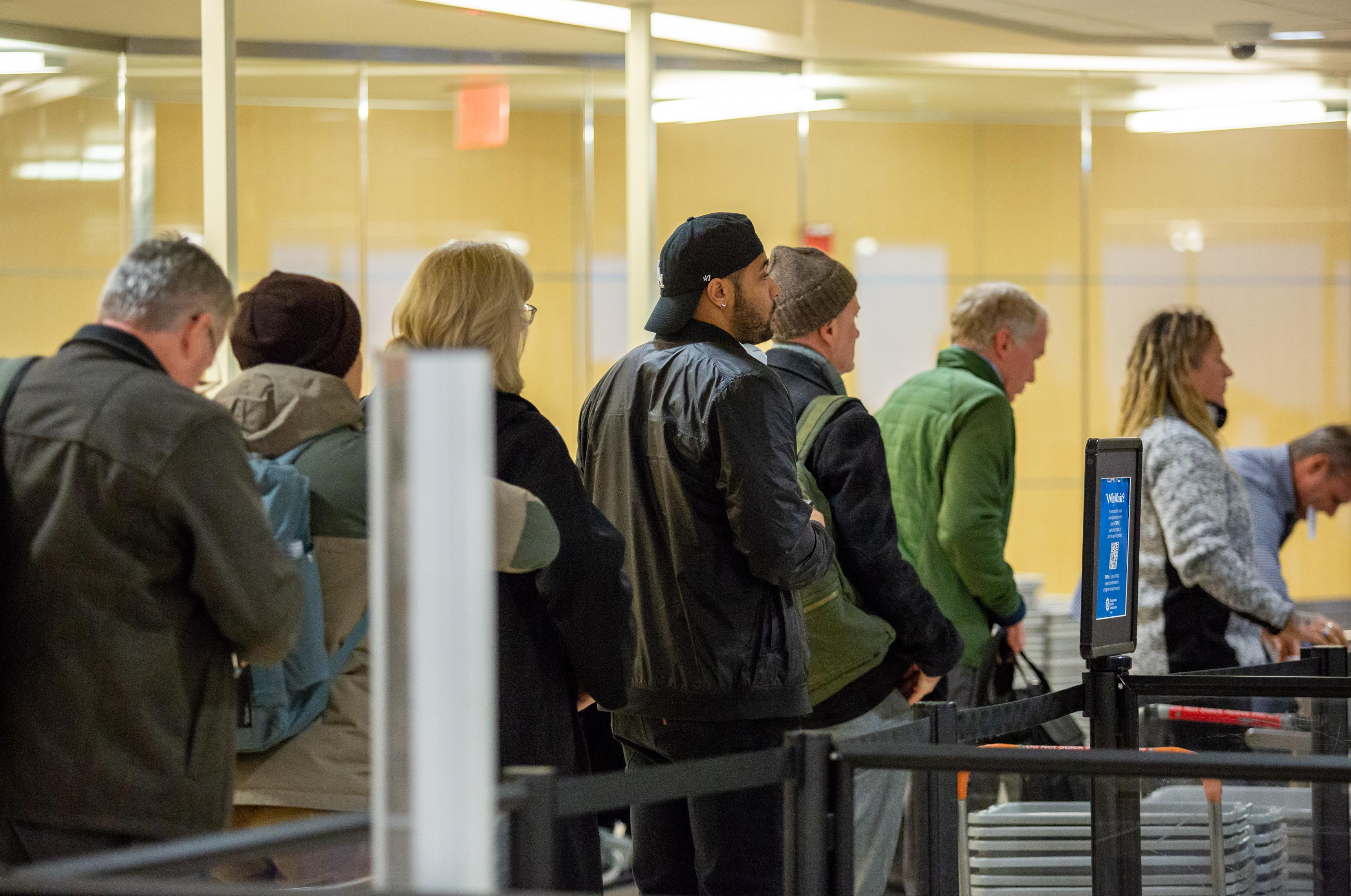Expect airport-like security at this year's Washington State