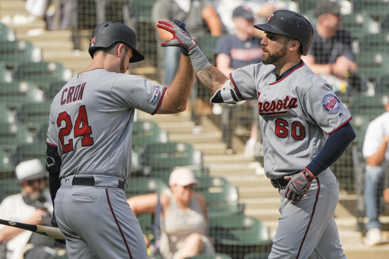 Twins Break Major League Record For Road Home Runs