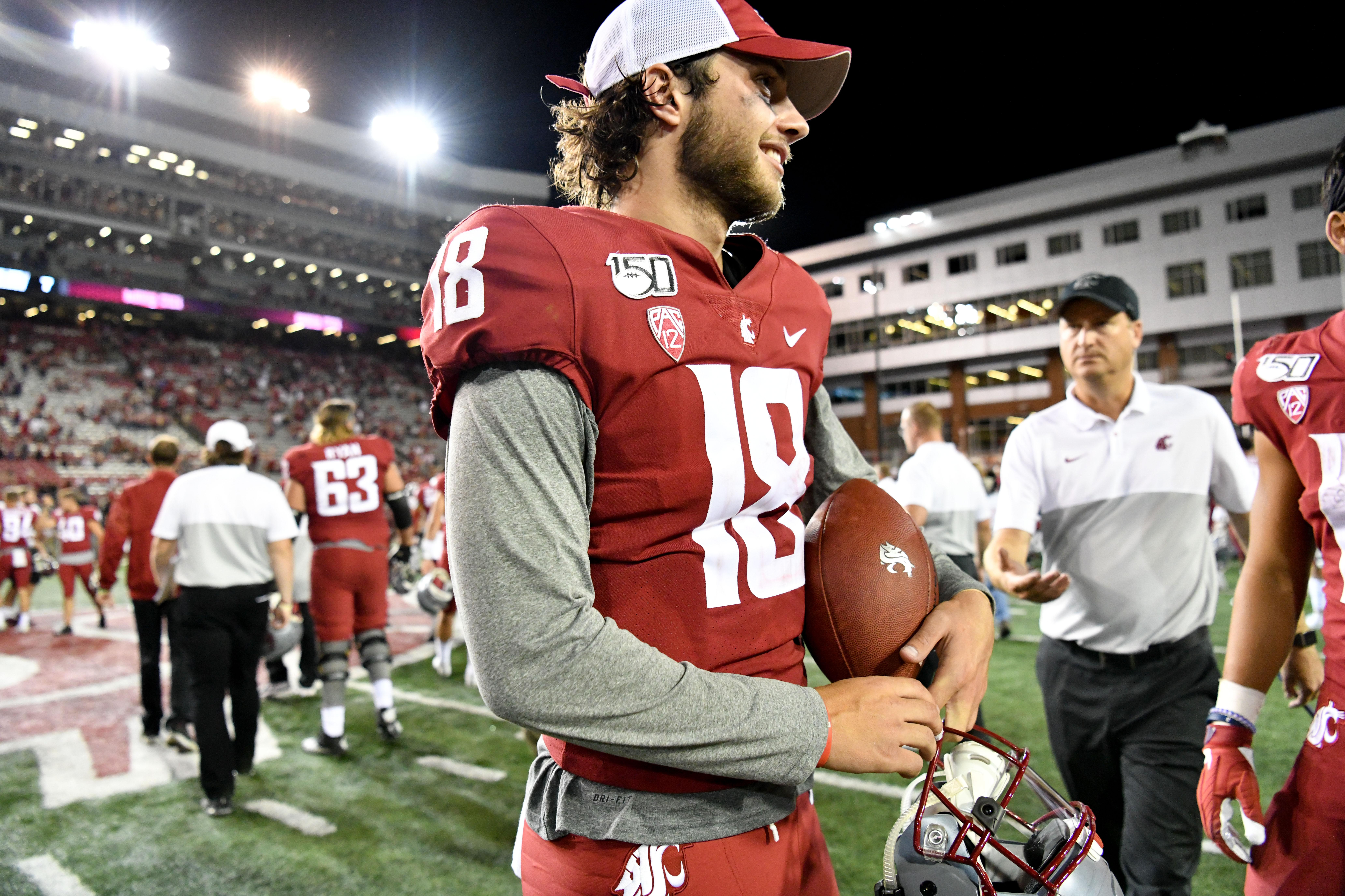 A Grip on Sports: Washington State rolls, Eastern and Idaho