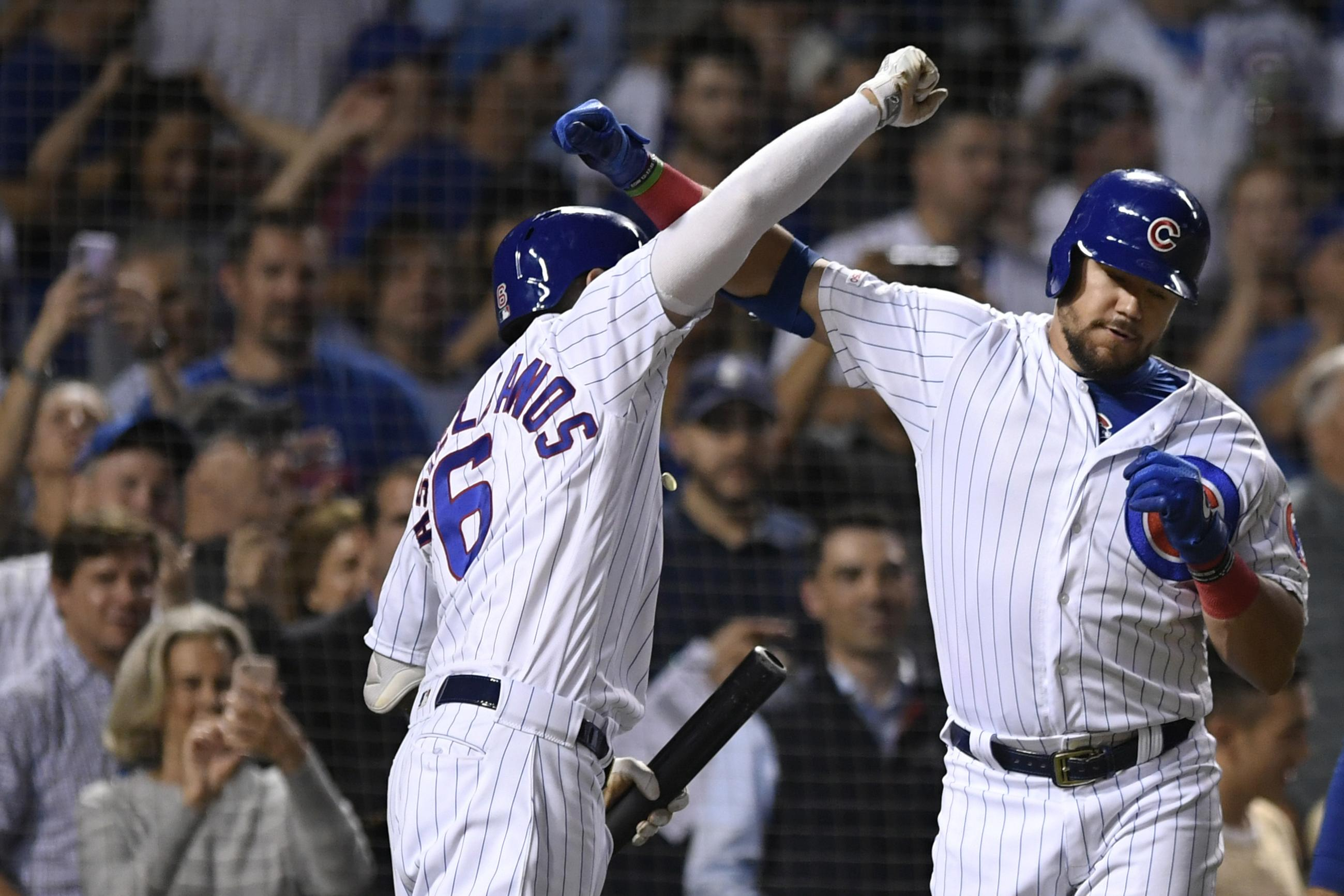 Felix departs after just three innings as Cubs belt Mariners