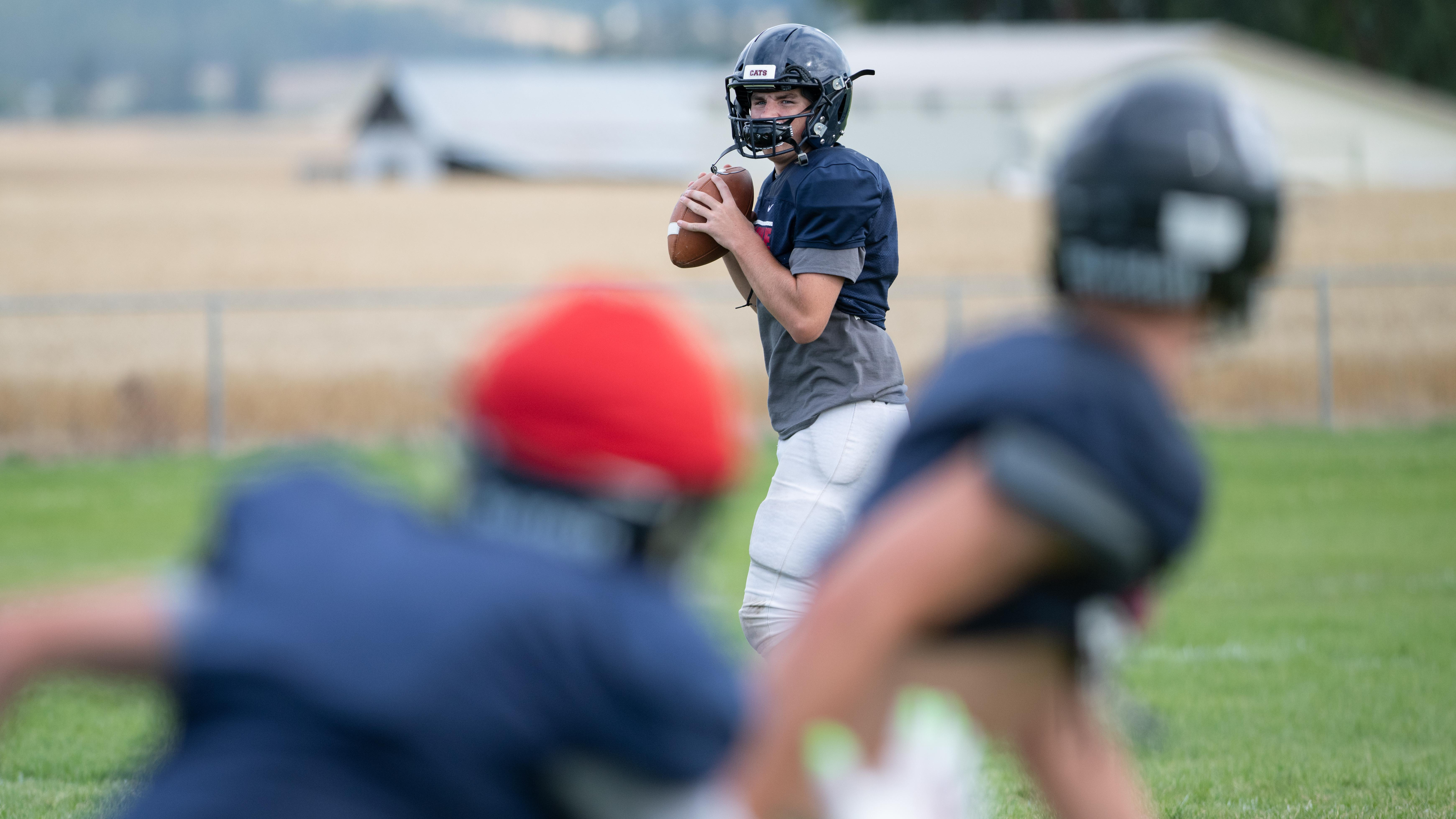 A Grip on Sports: We have questions ranging from high school