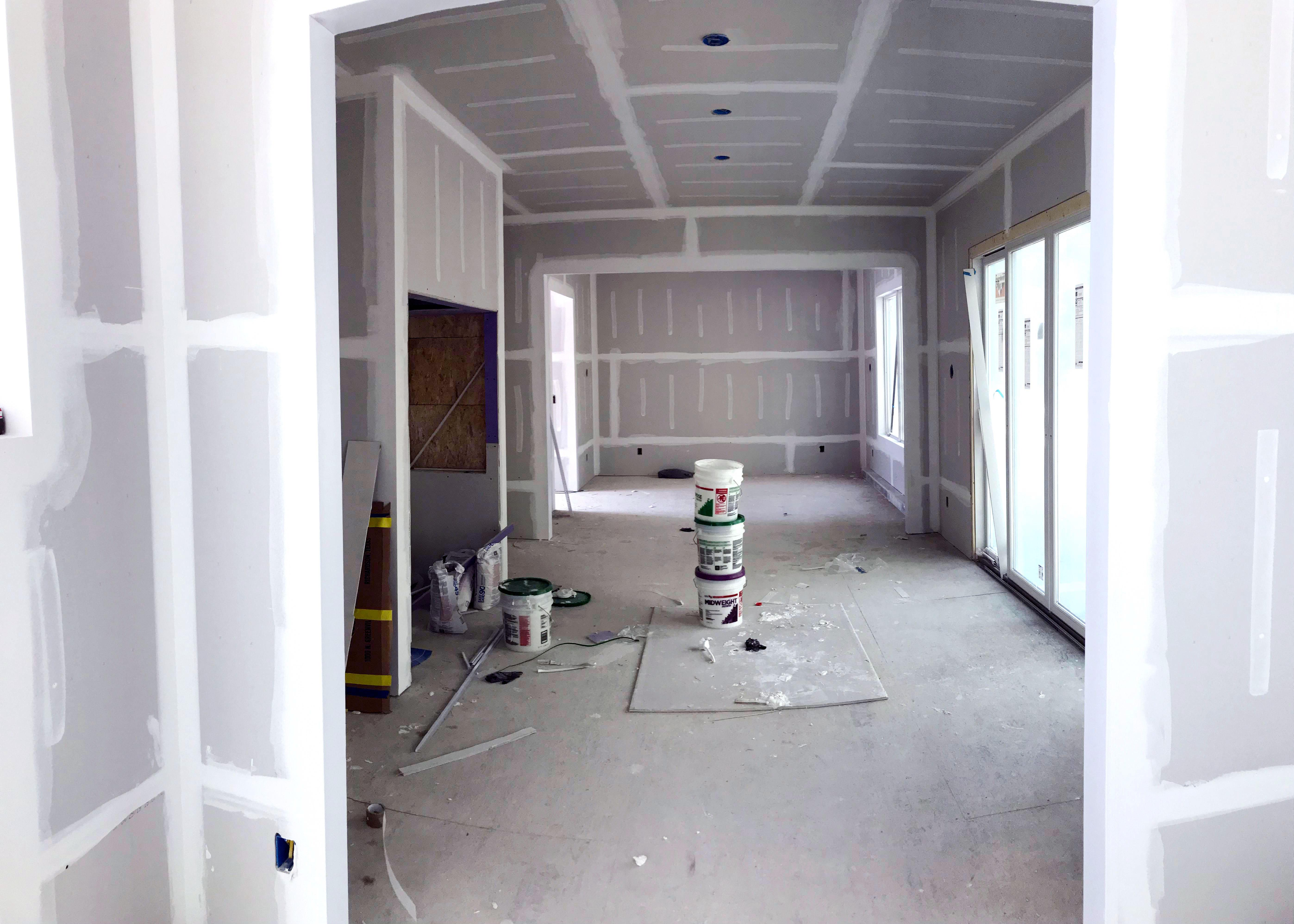 Ask the Builder: How hard can drywall be? Very hard | The