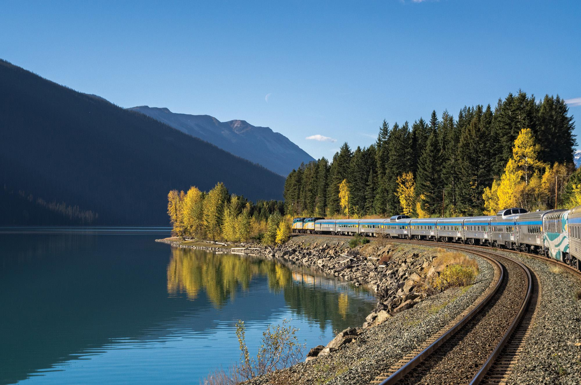So much to see, so much to do aboard Canada's Via Rail | The