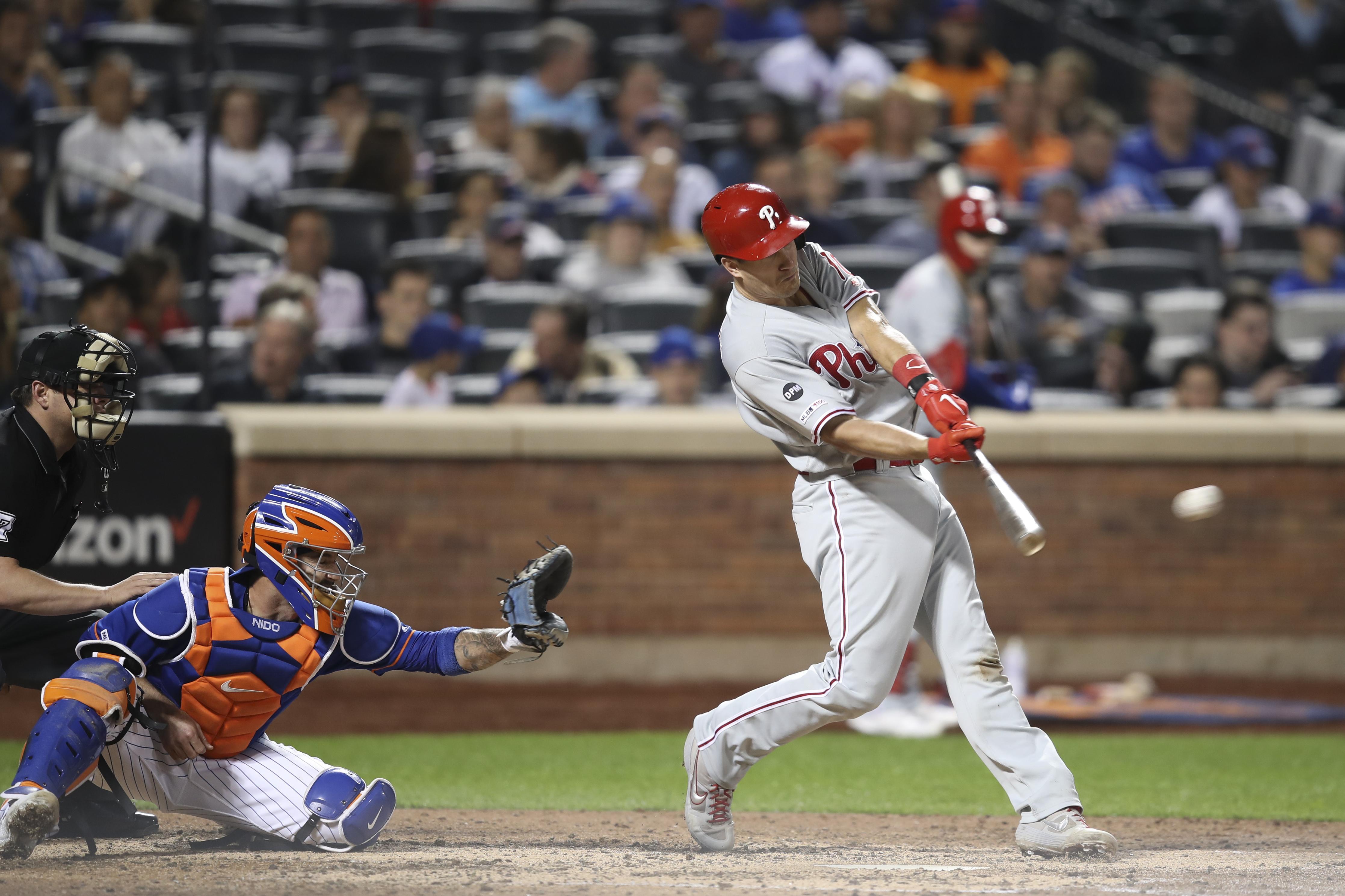 MLB roundup: Phillies beat Mets to end losing streak   The
