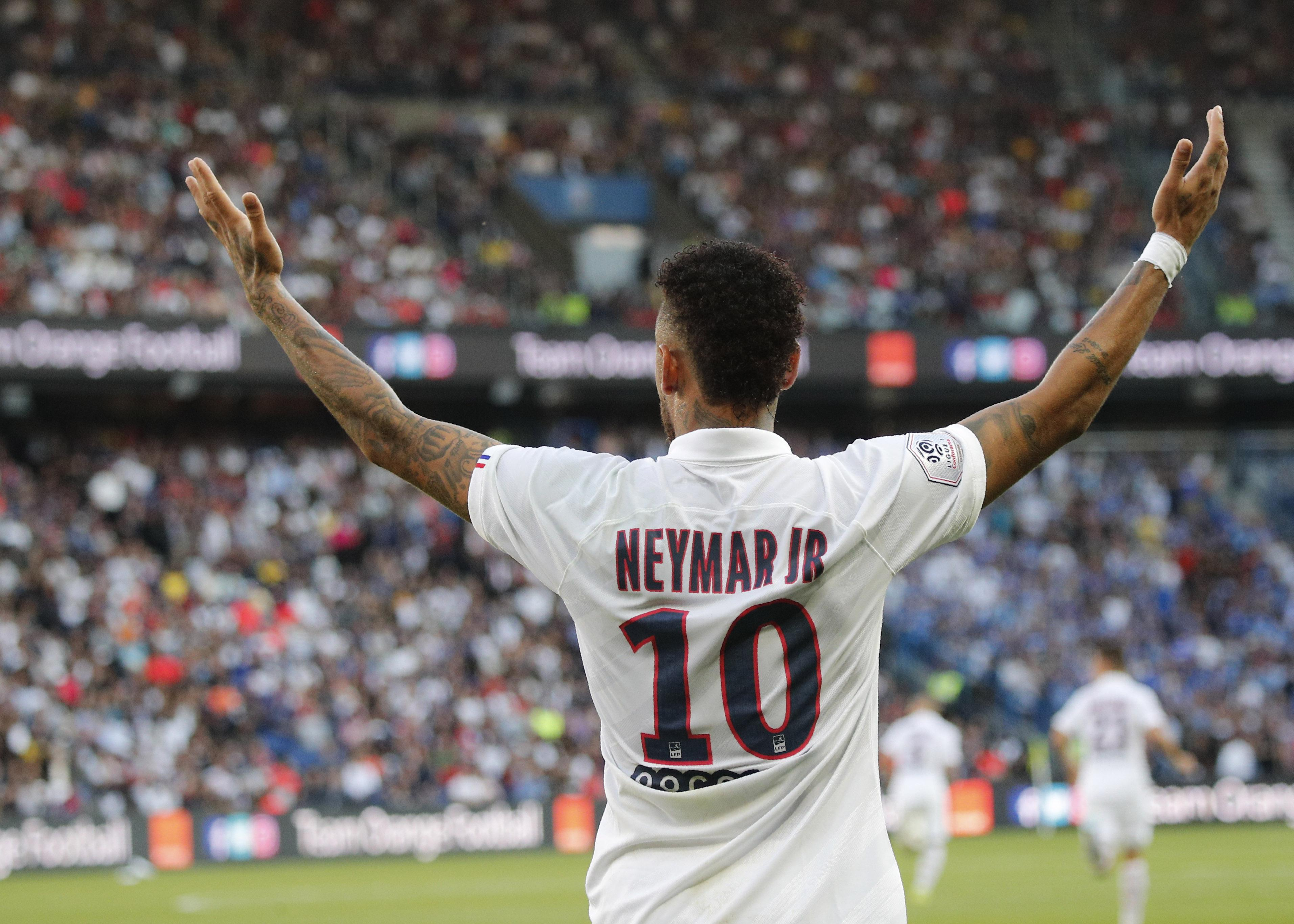 PSG thrash Real in Champions League opener as Man City cruise