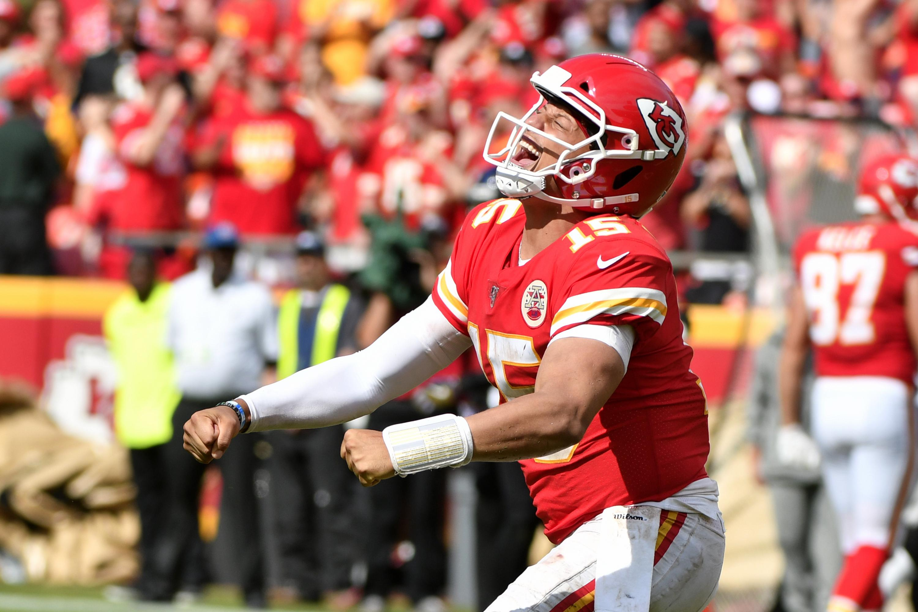 uk availability d8bad 05791 NFL roundup: Chiefs stop 3 2-point conversions, beat Ravens ...