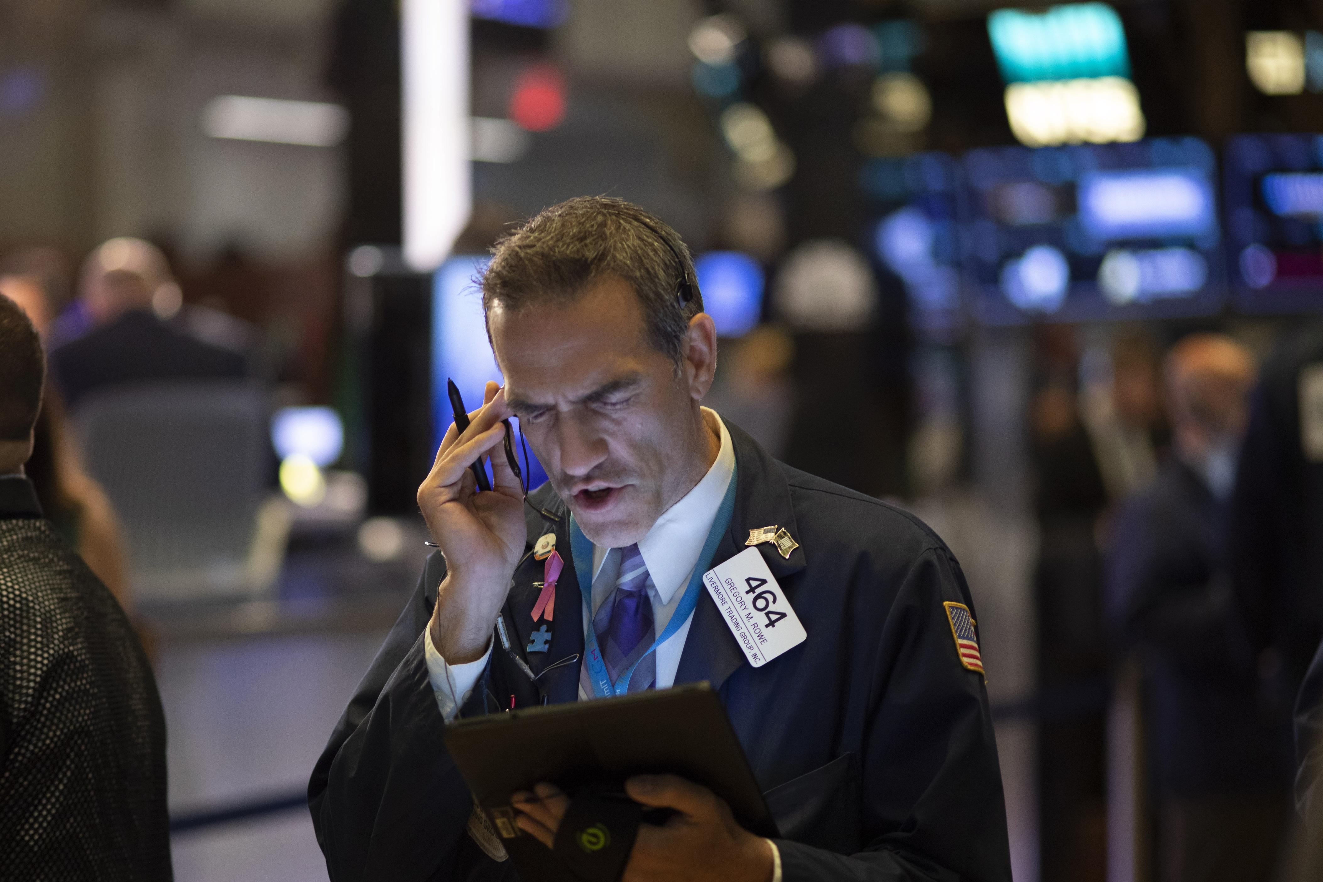 Markets Right Now: Stocks open higher on Wall Street