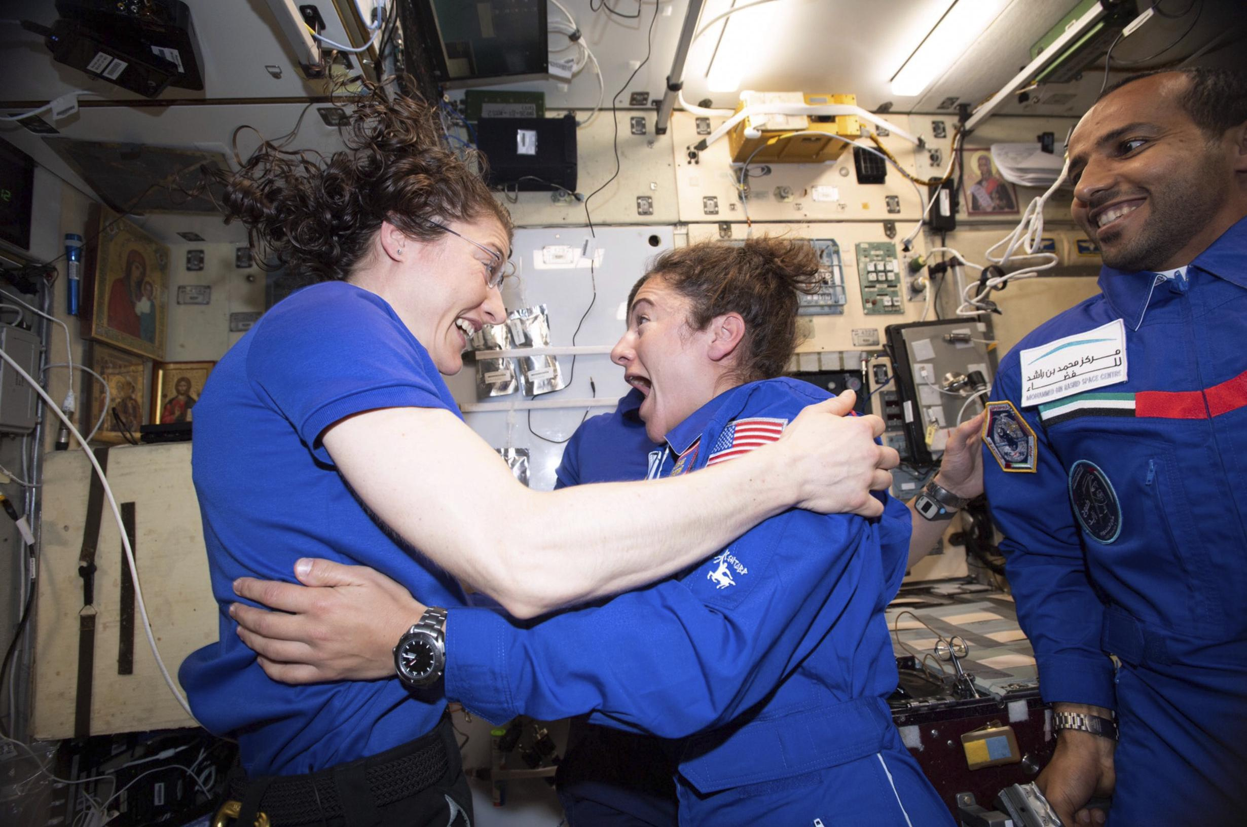 NASA sets 1st all-female spacewalk after spring suit flap - 47abc
