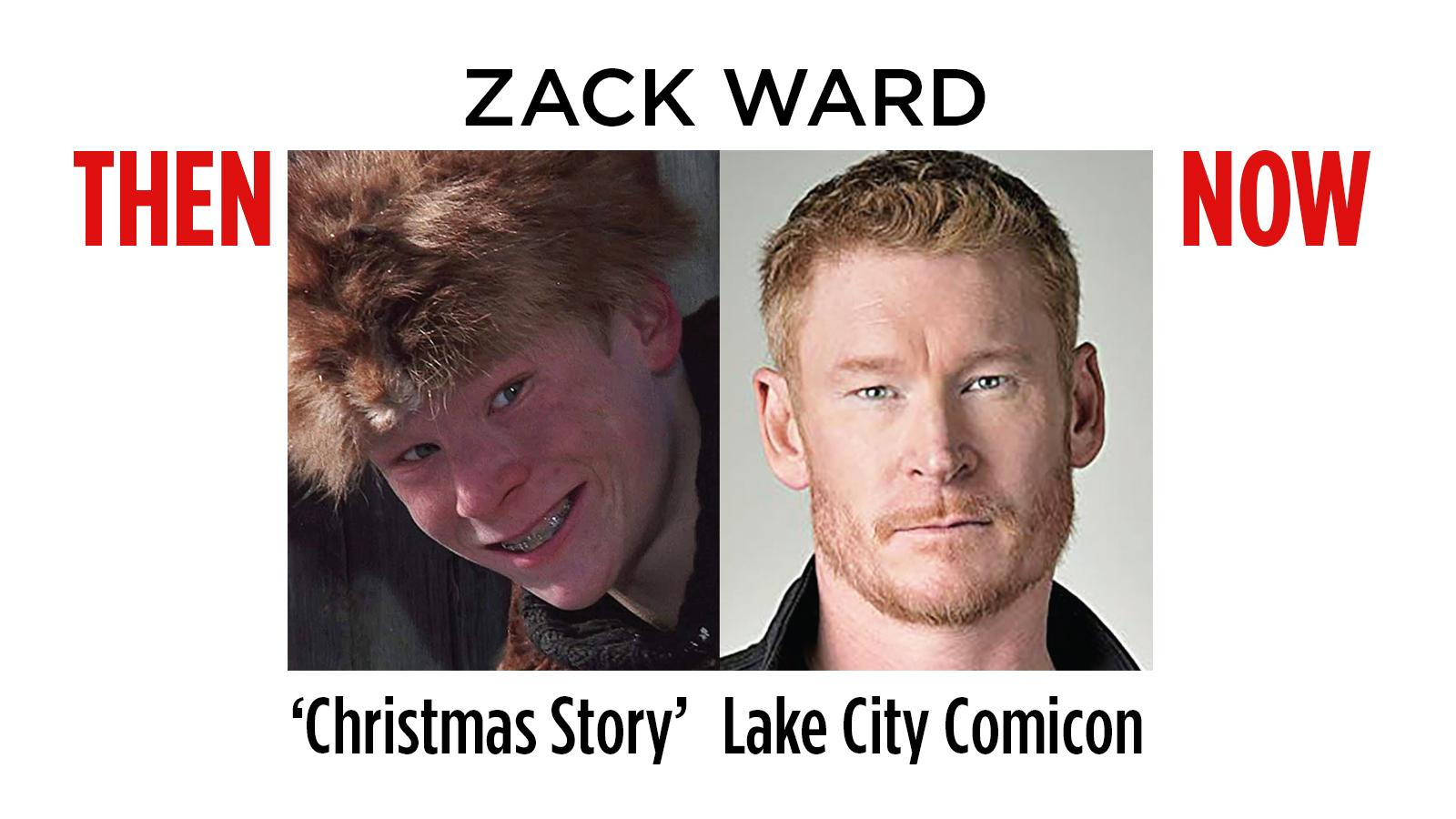 Christmas Story Meme.Zack Ward S Journey Continues Beyond Scut Farkus And
