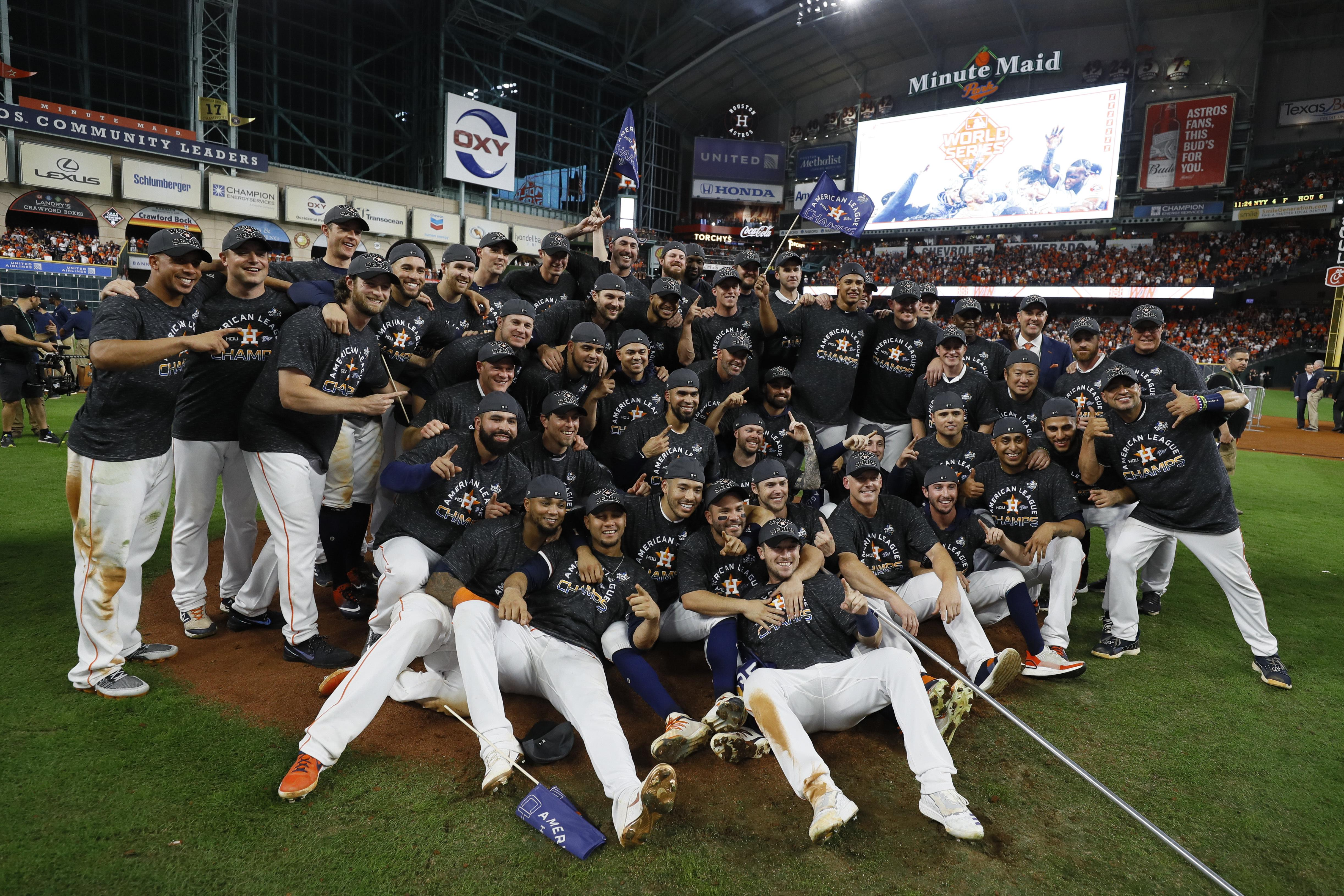 Astros Team >> Ascending Astros Soar From Baseball S Bottom To Top The