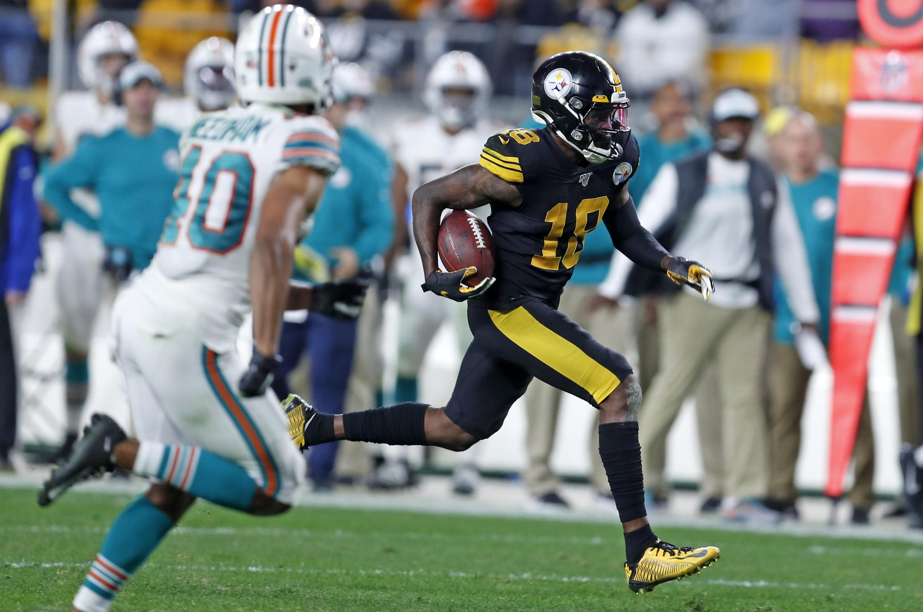 Nfl Notes Pittsburgh Steelers Dig Out Of Hole Keep Miami