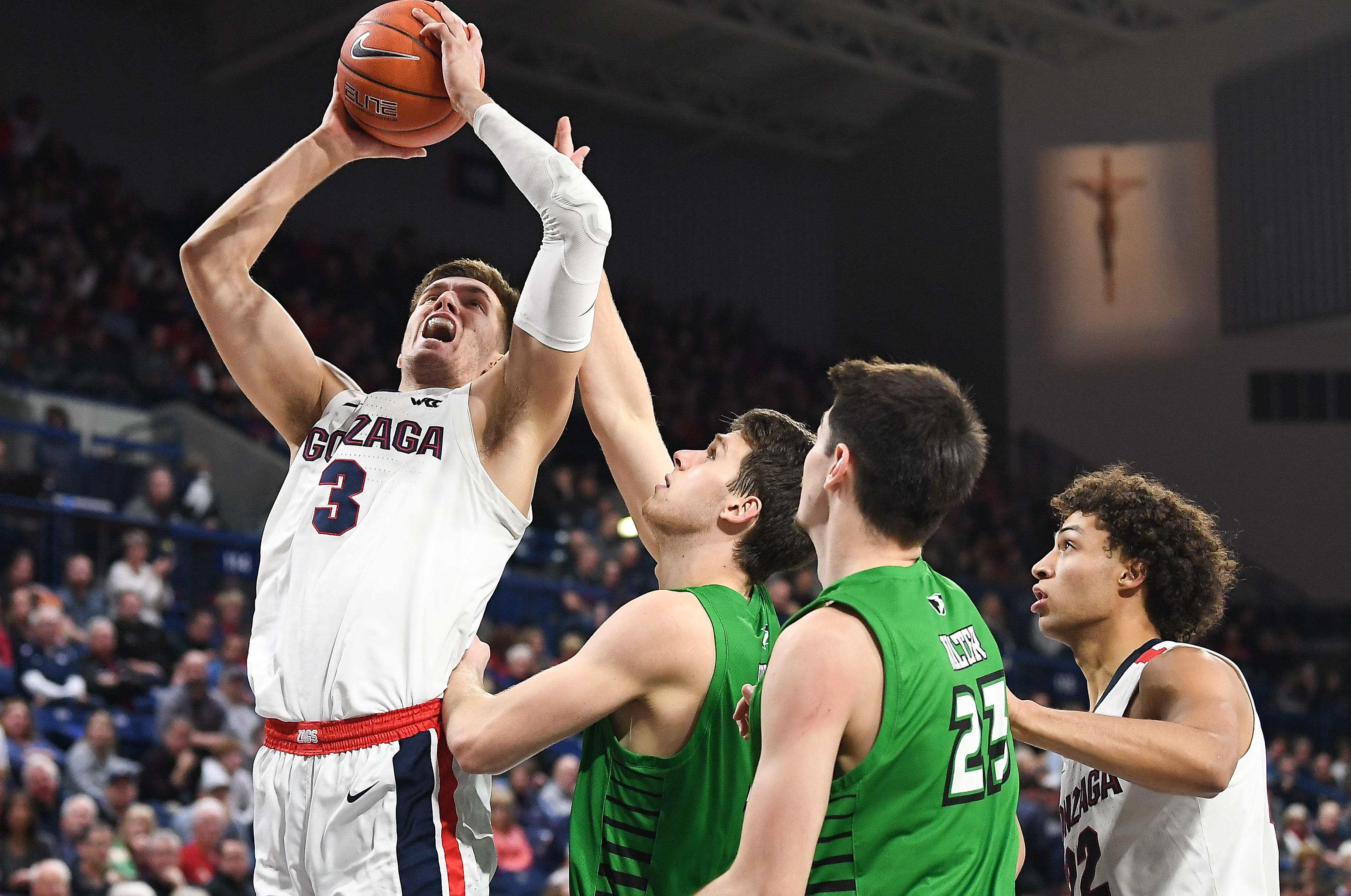 A Grip On Sports If You Are Looking For The Gonzaga Game