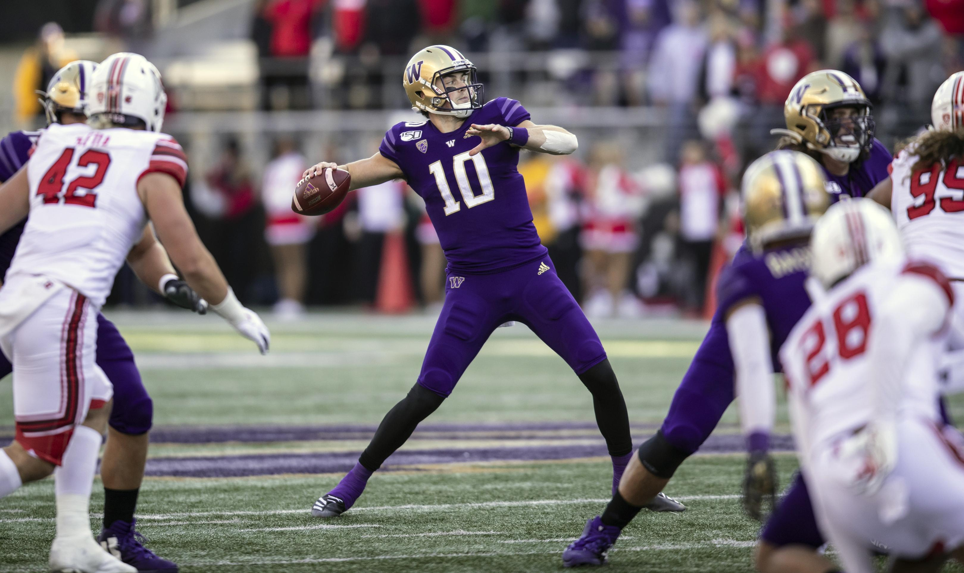 Matt Calkins: Jacob Eason's choice – declare for the NFL draft or ...