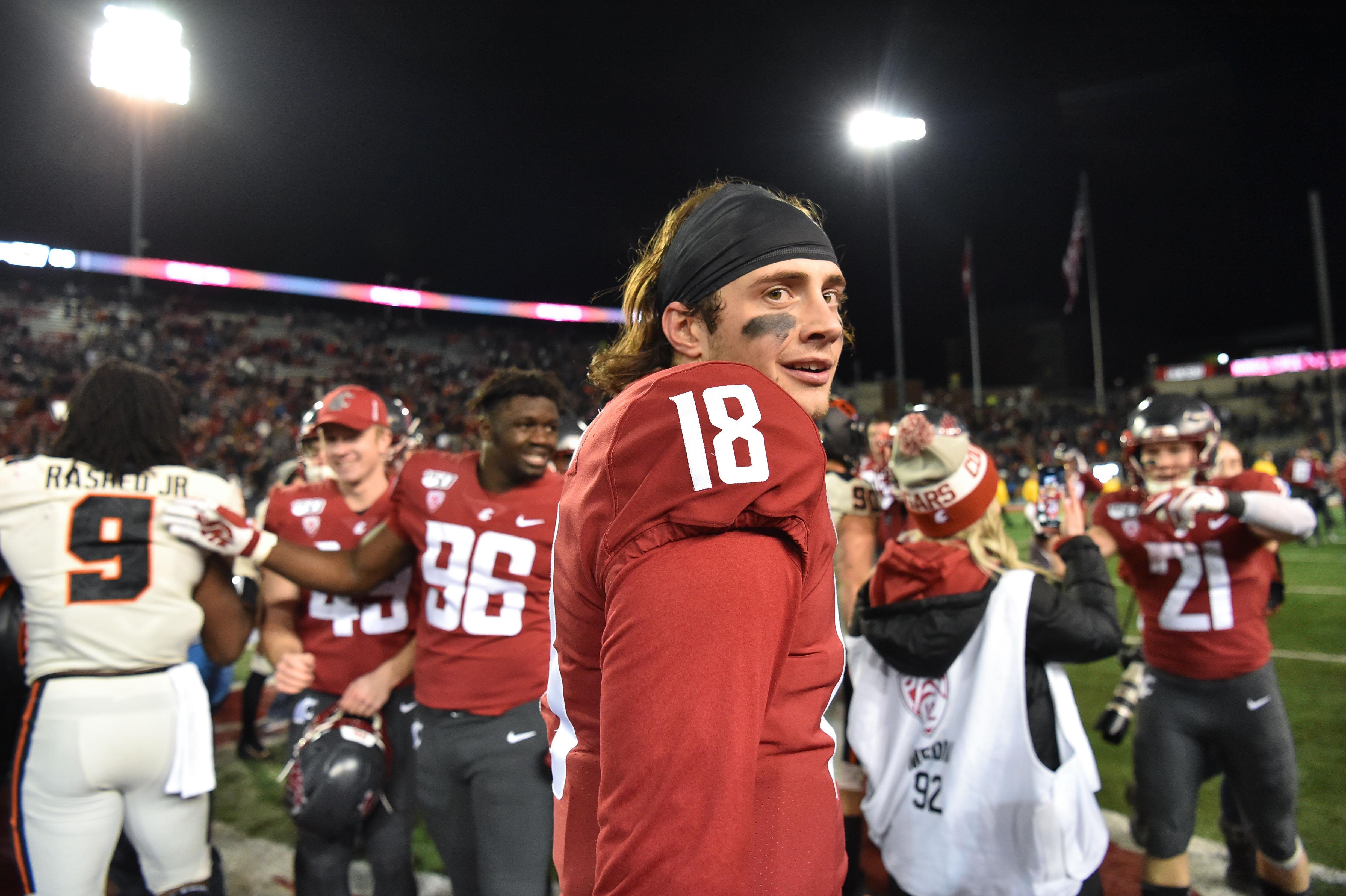 System of success: Washington State's Anthony Gordon ...
