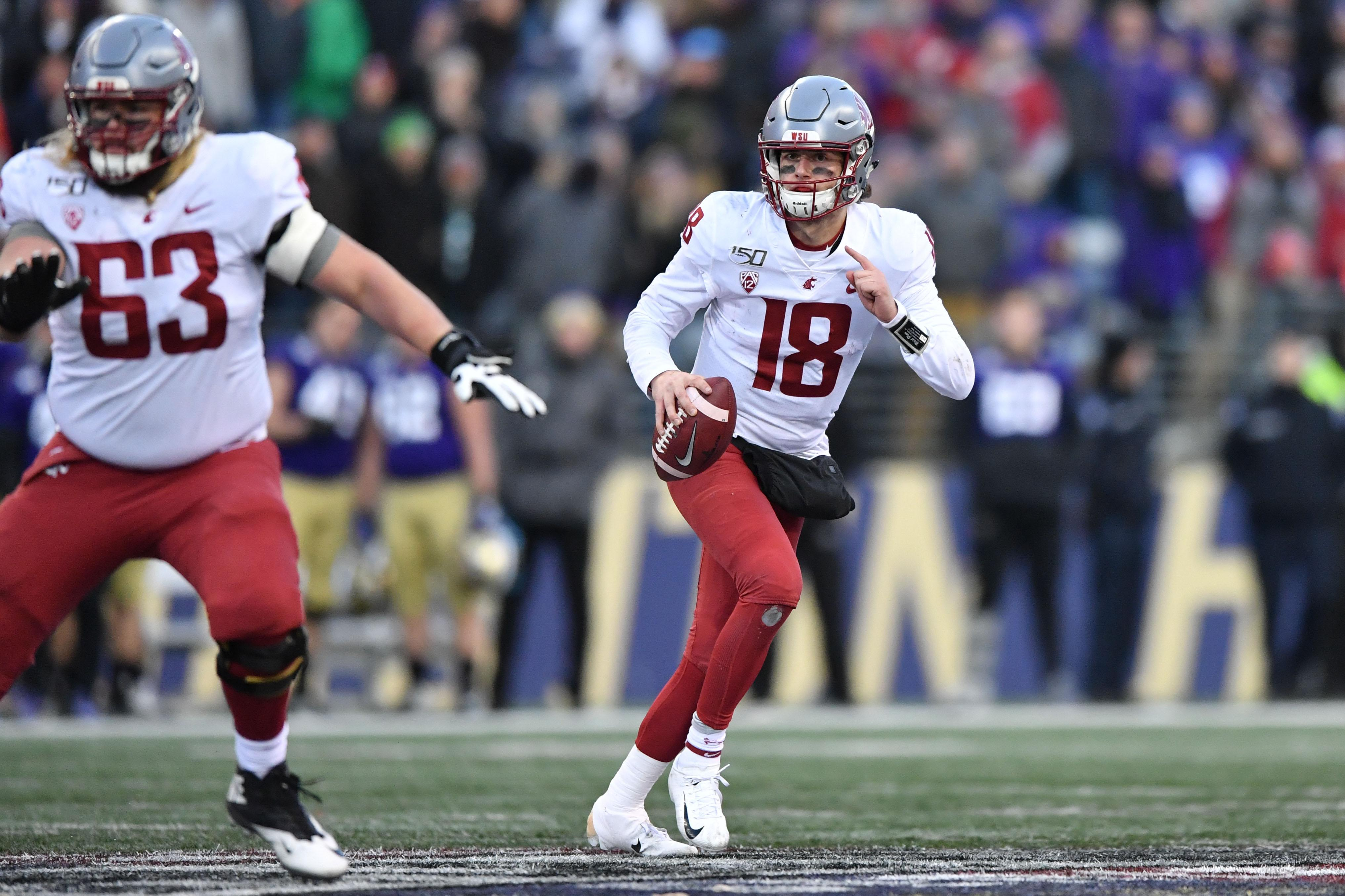 Anthony Gordon becomes third straight Washington State QB to nab ...