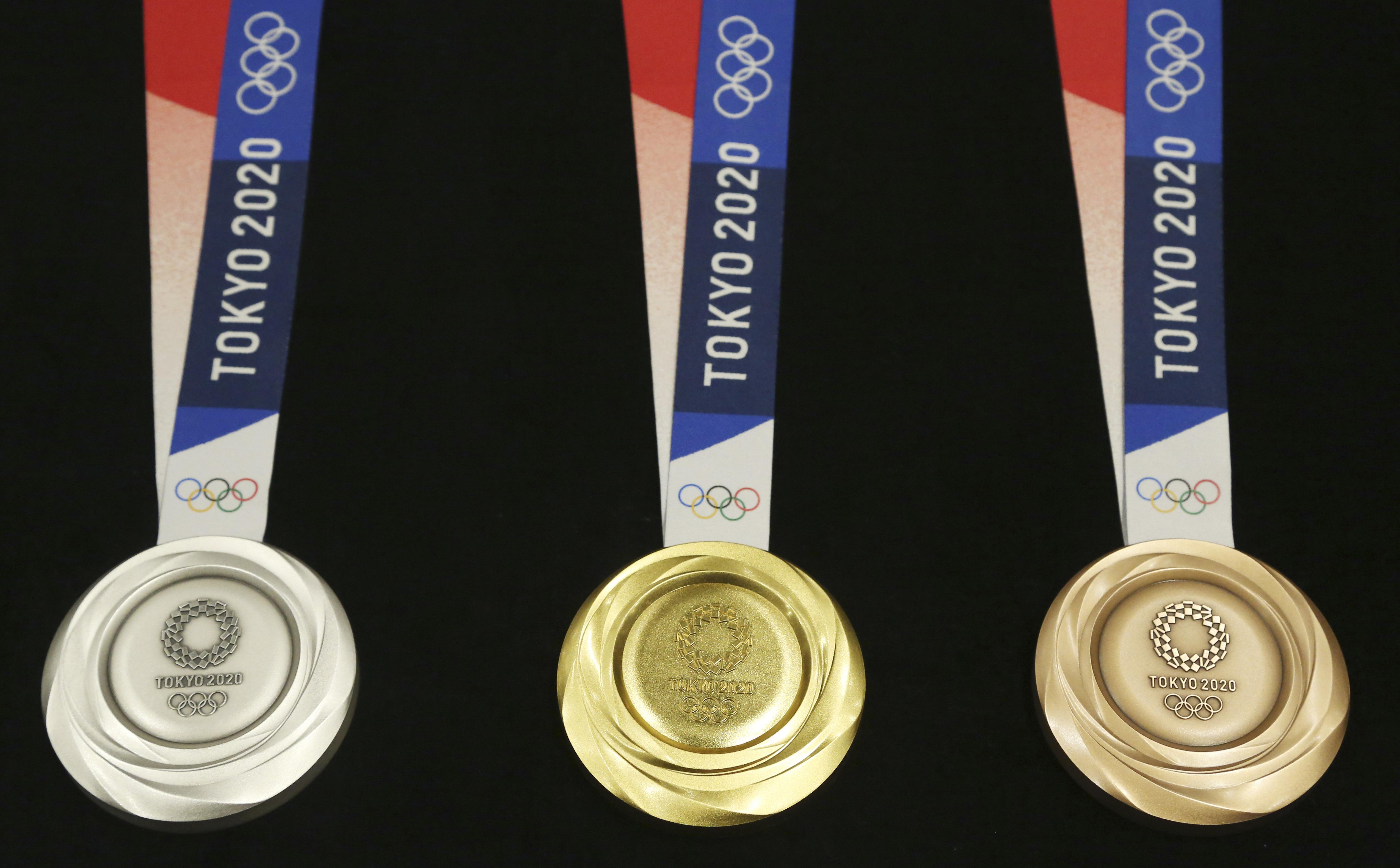 Six months to go: A look at the Tokyo Olympic medal count ...