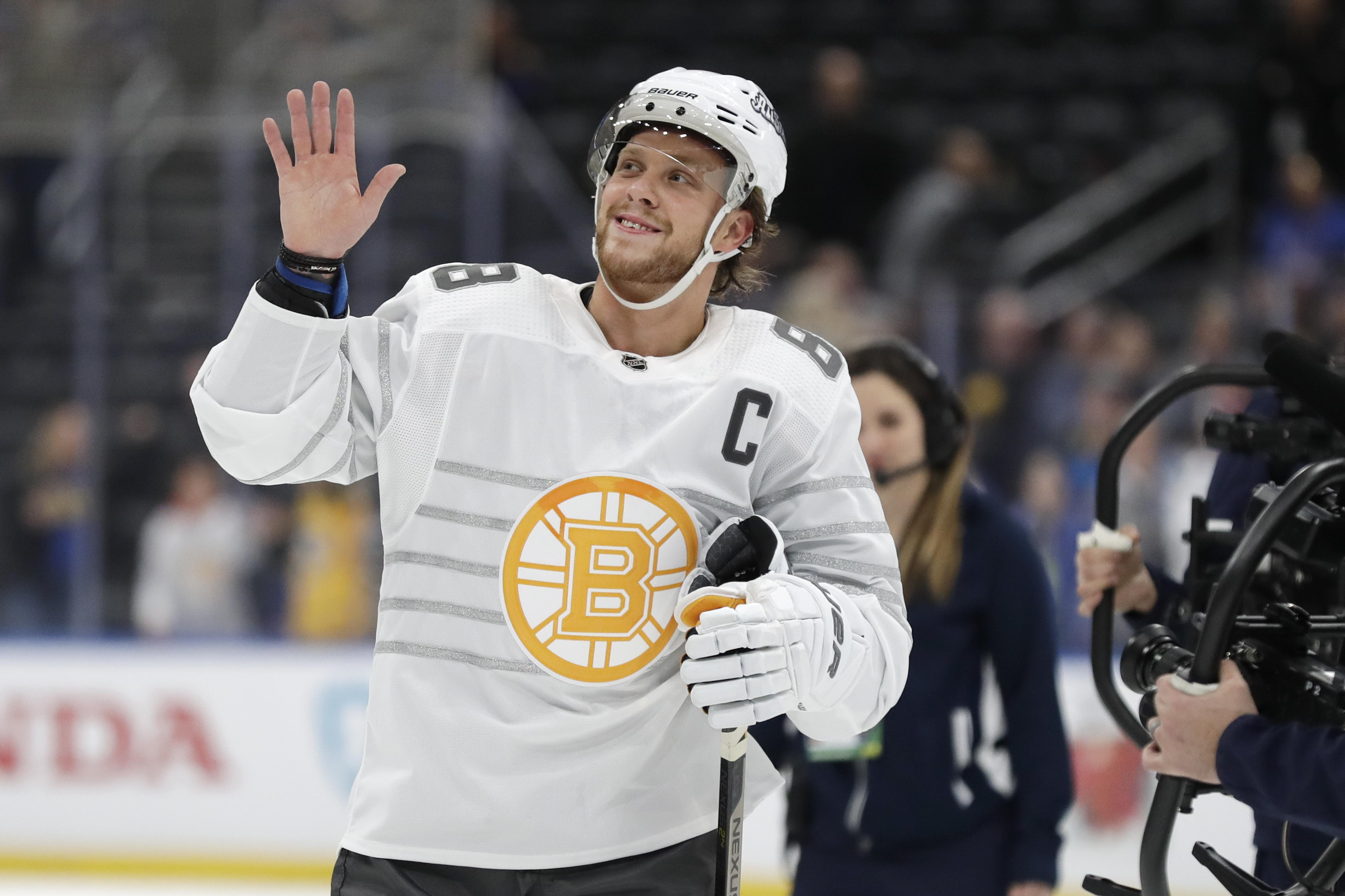 Laila Anderson introduces Blues players at 2020 NHL All-Star Game