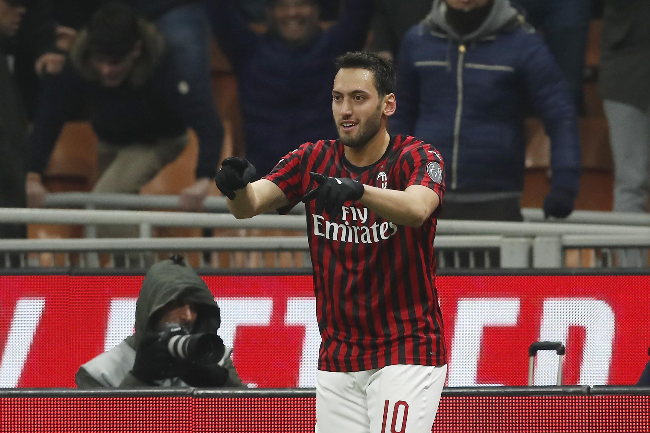 AC Milan knock out Torino 4-2 to reach Coppa Italia semis