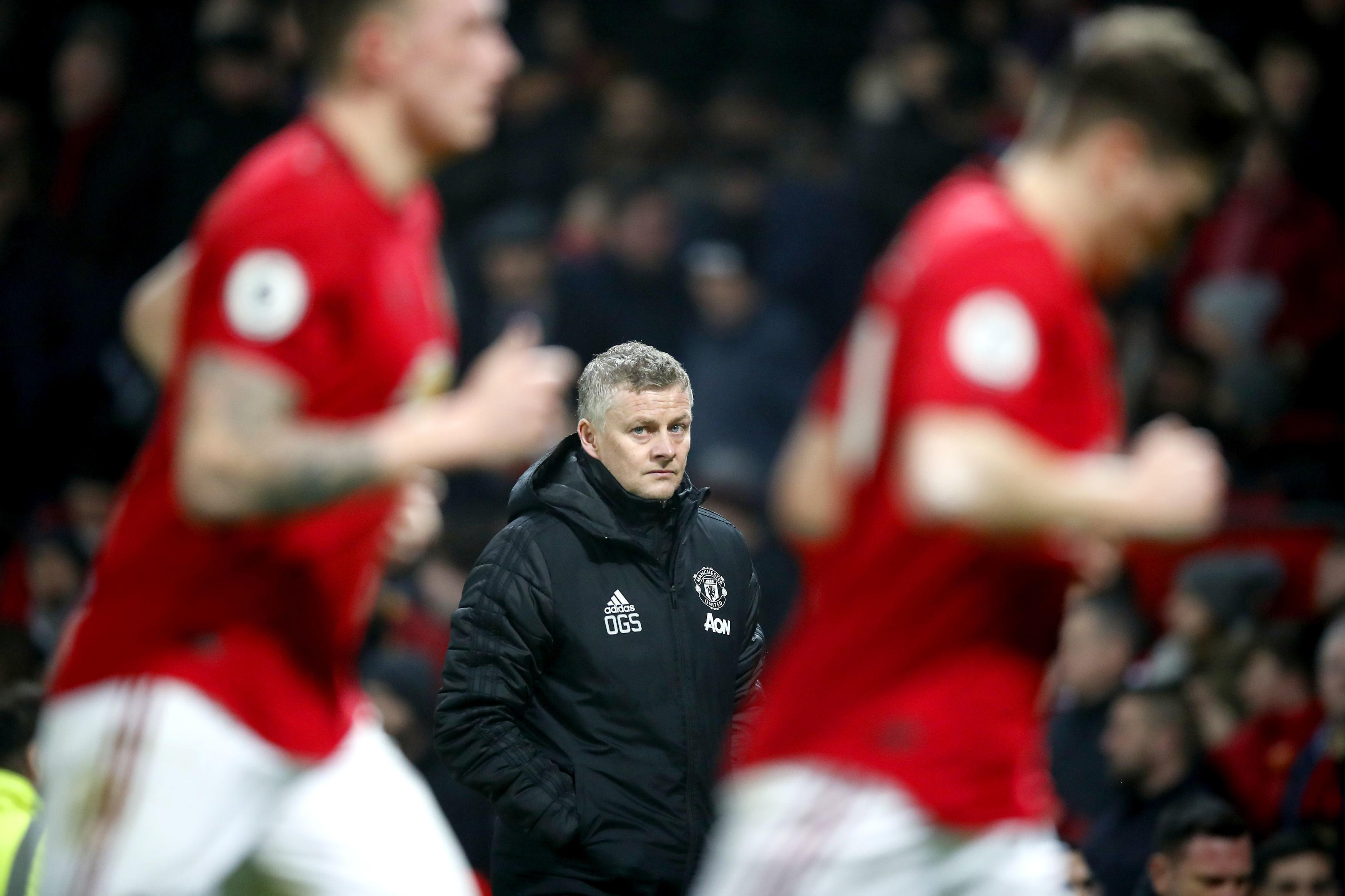 Manchester United condemns 'unwarranted attack' on Woodward's home ...