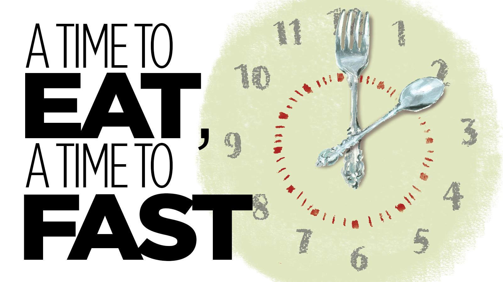 Intermittent fasting: A time to eat, a time to fast | The ...