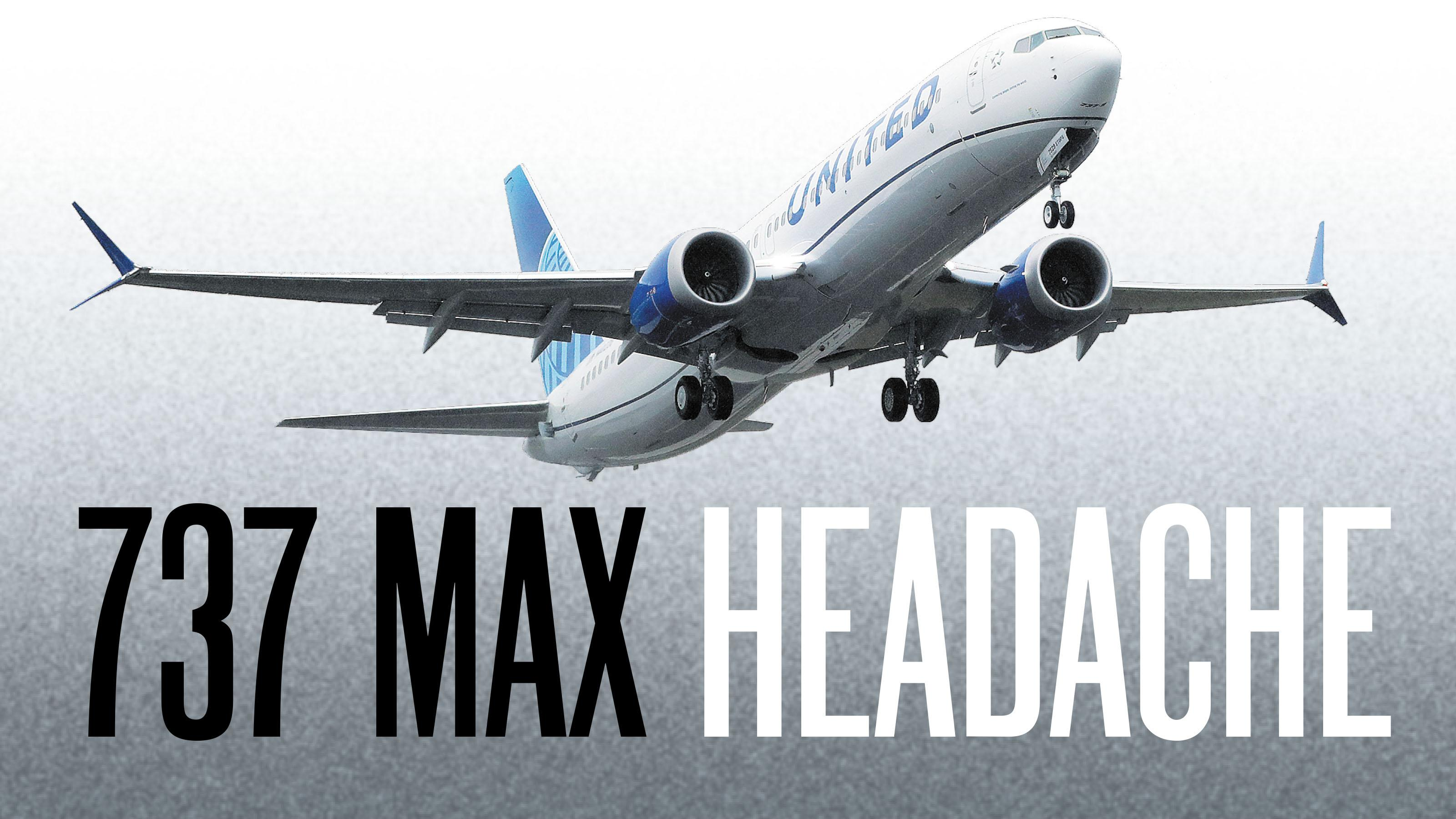 Max: Debris found in new planes' fuel tanks