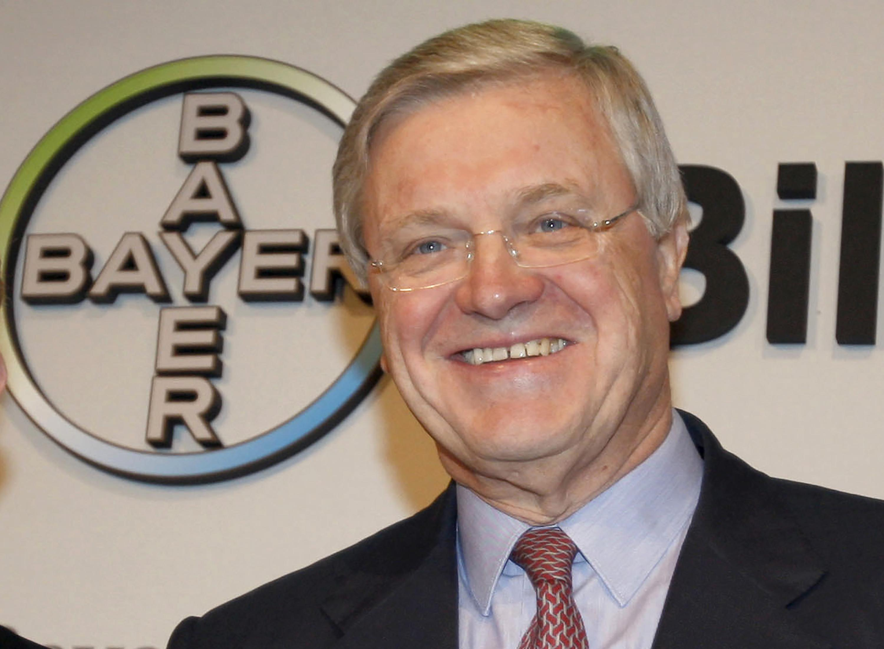 Bayer's chairman to leave after Monsanto purchase turns ...