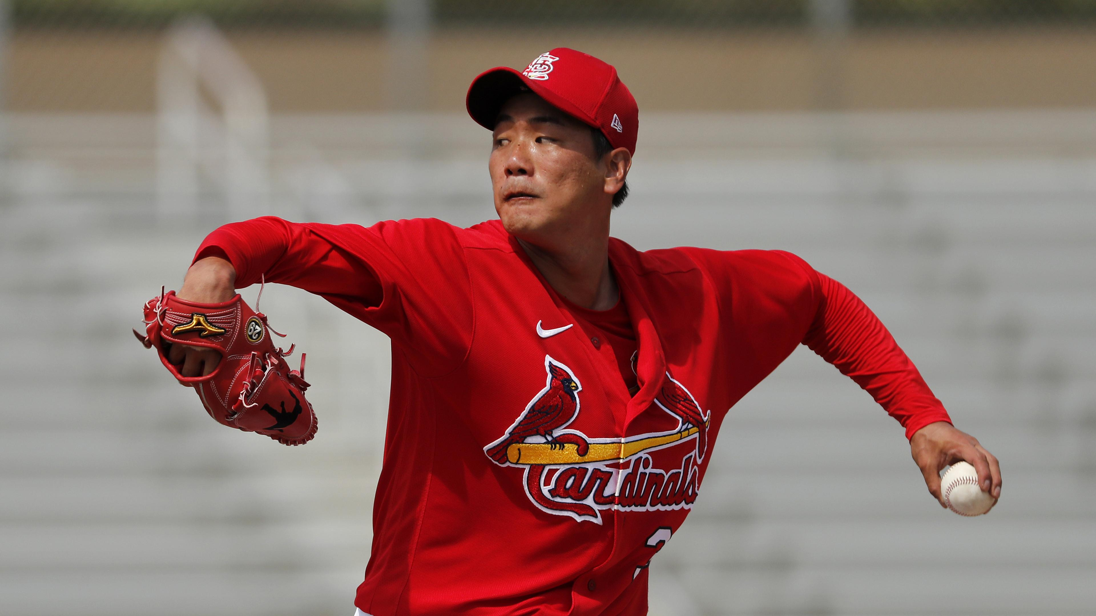 Groin doesn't bother Cards' Kwang Hyun Kim in 2 shutout innings ...