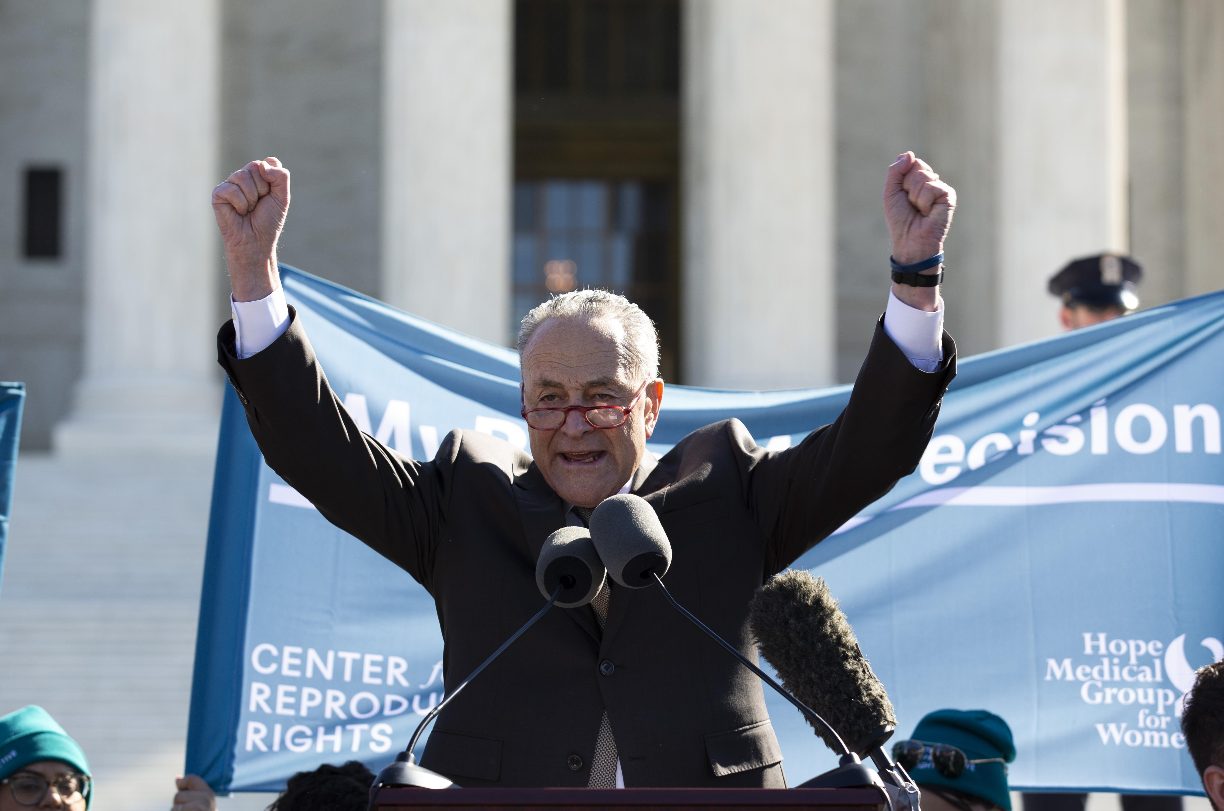 Gov. Cuomo Demands Senate Reconvene To Vote On Abortion