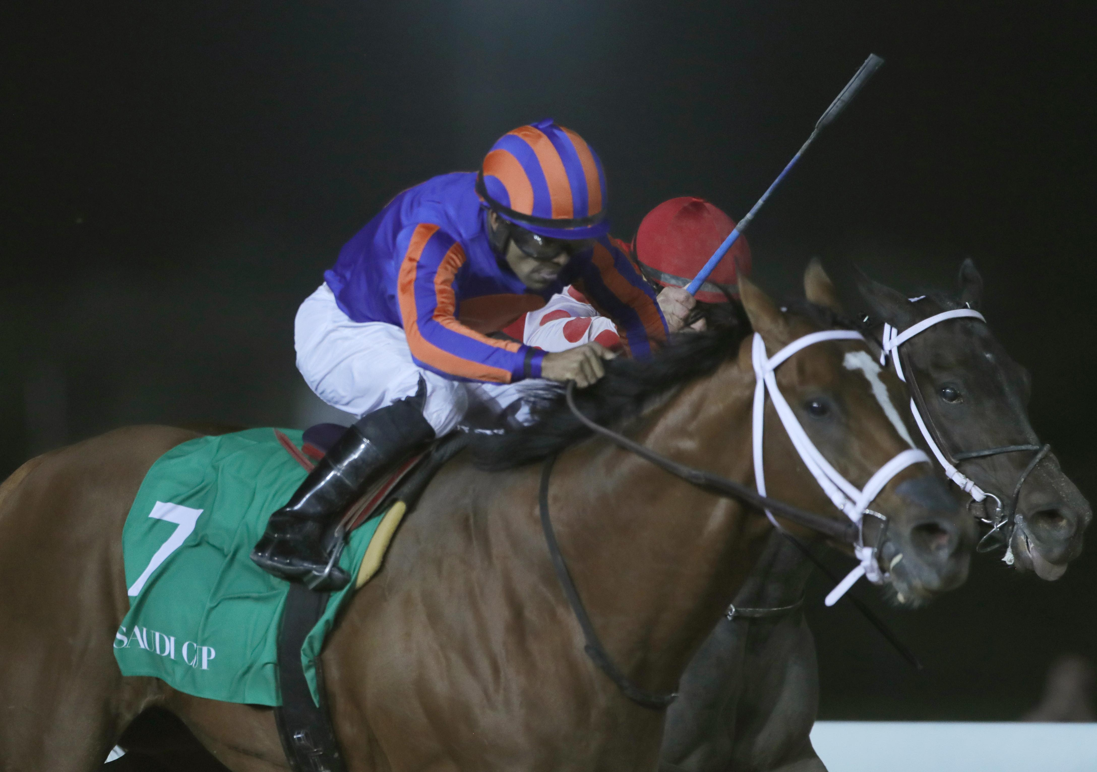 Key racing figures charged in US