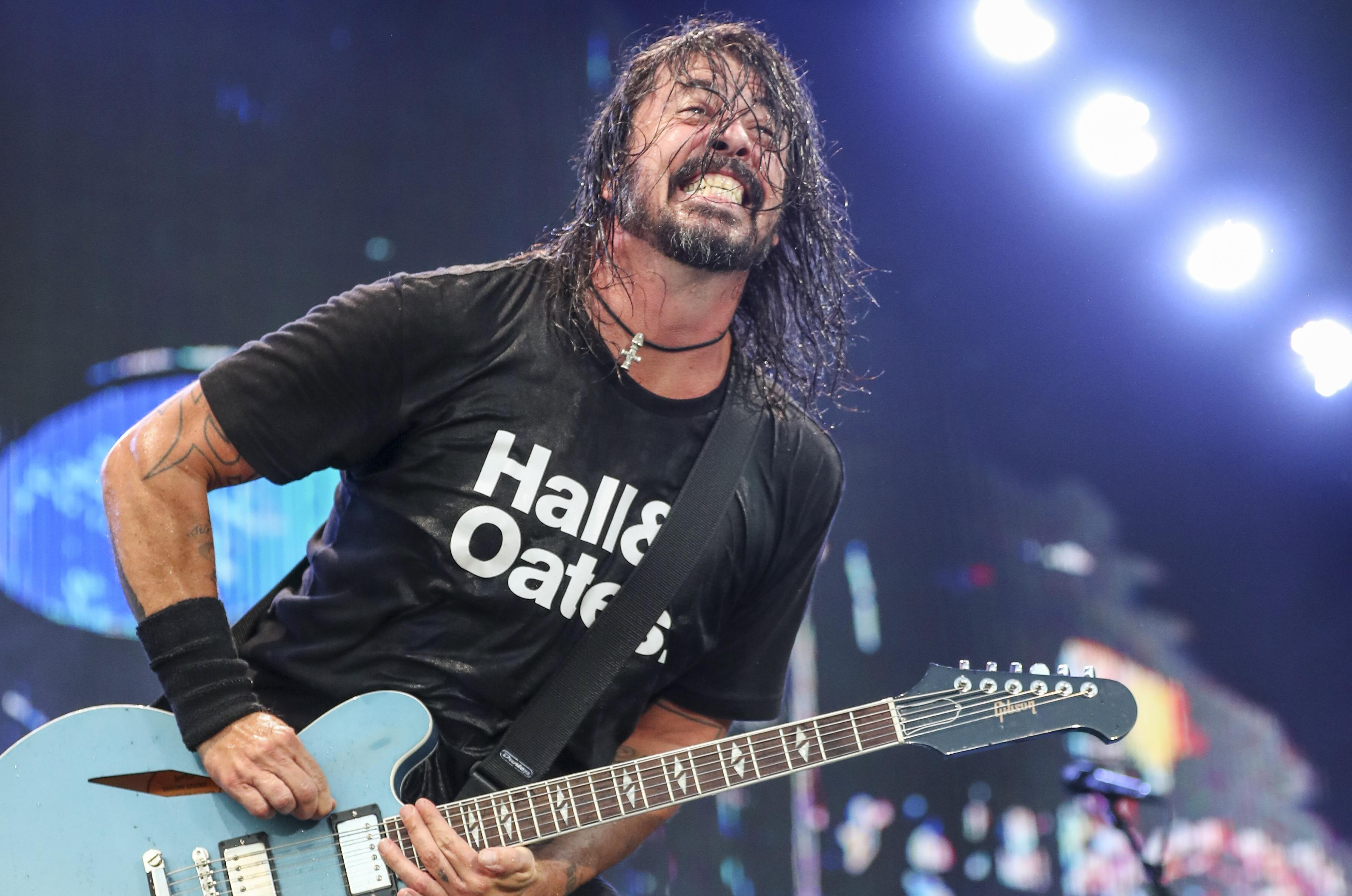 Foo Fighters Give Up The Good Fight And Postpone Tour The
