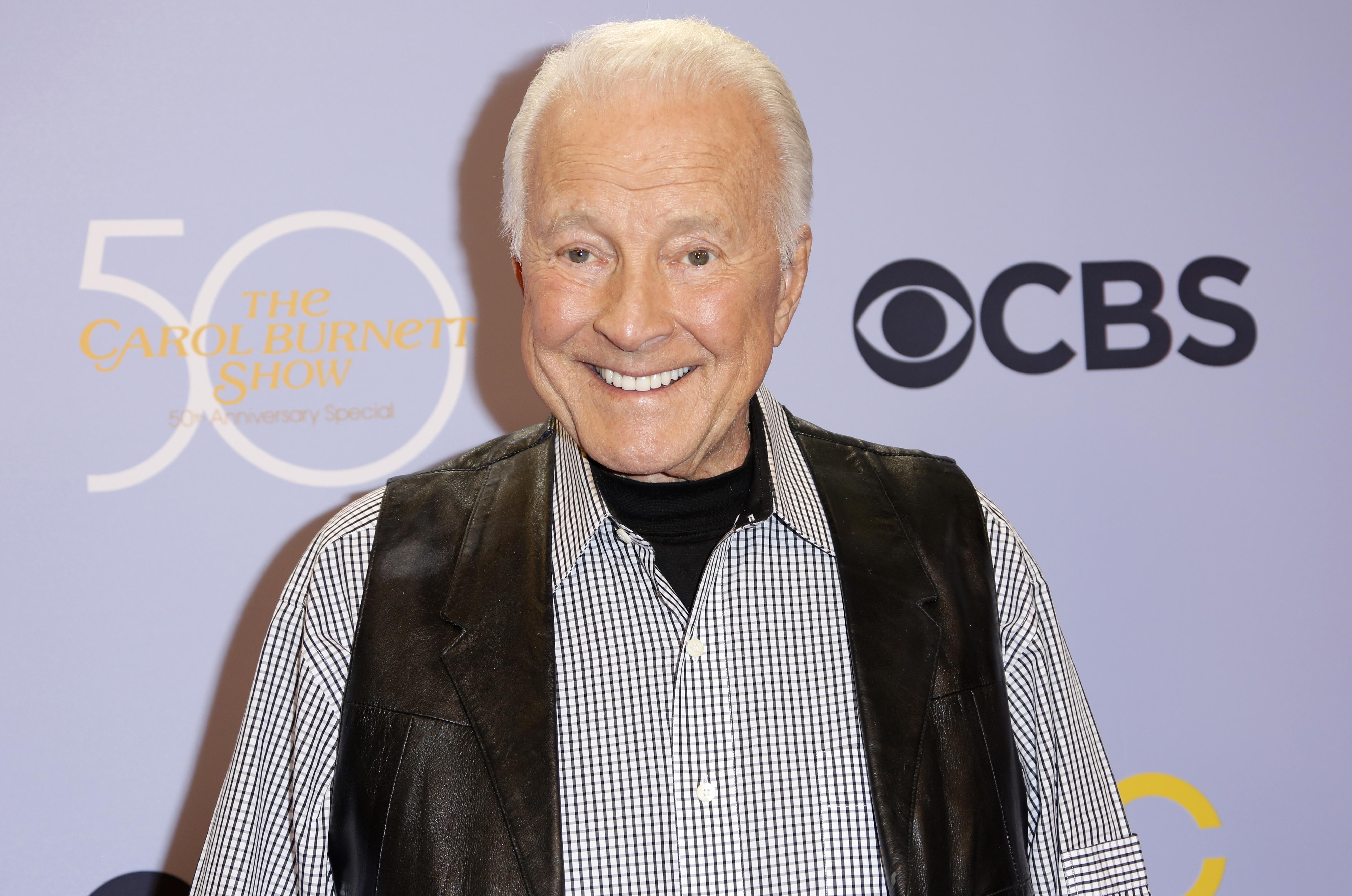 Lyle Waggoner, 'Carol Burnett Show' and 'Wonder Woman' star, dies at 84