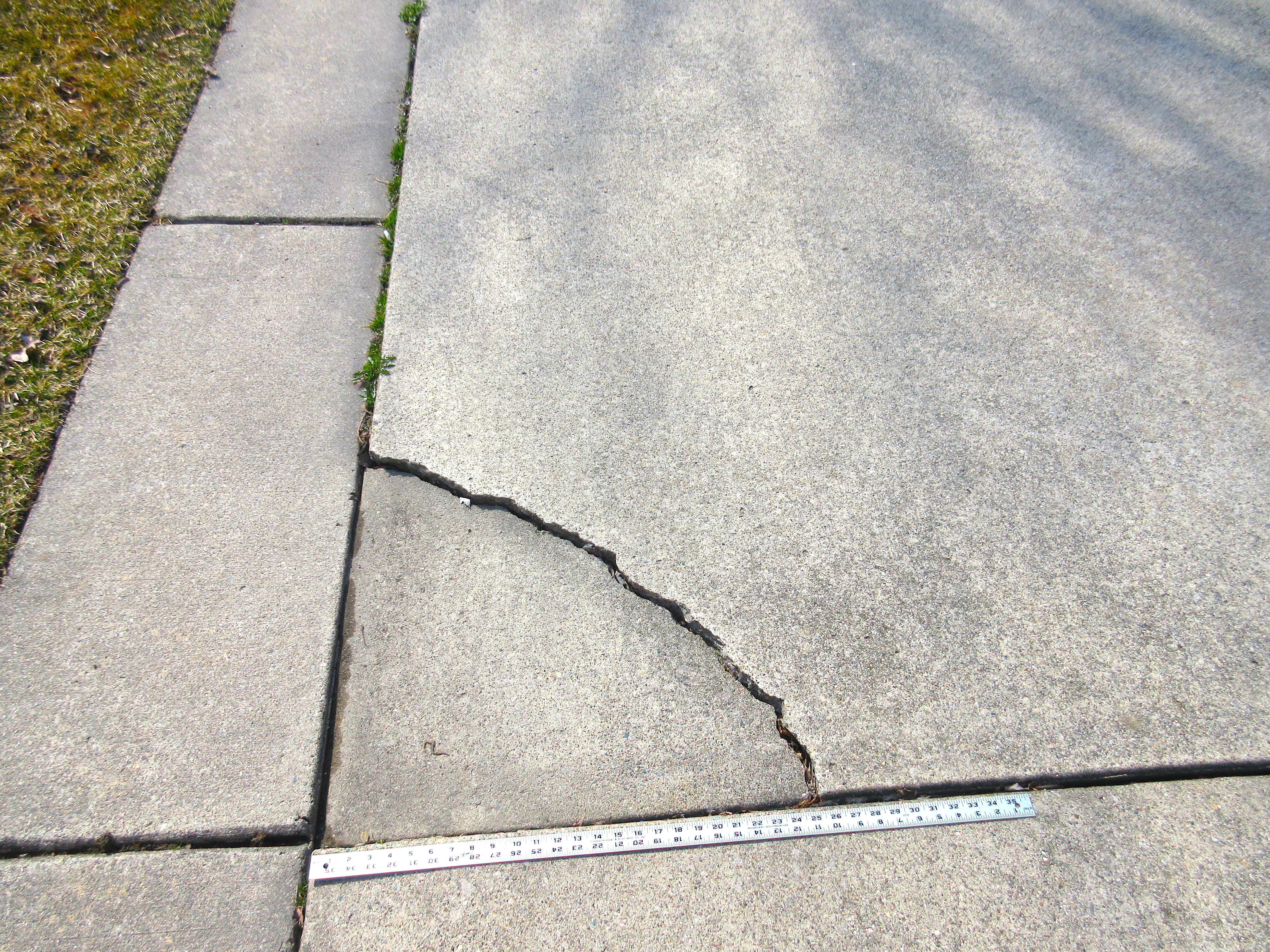 Ask The Builder A Repair For Ed Concrete That Almost Looks