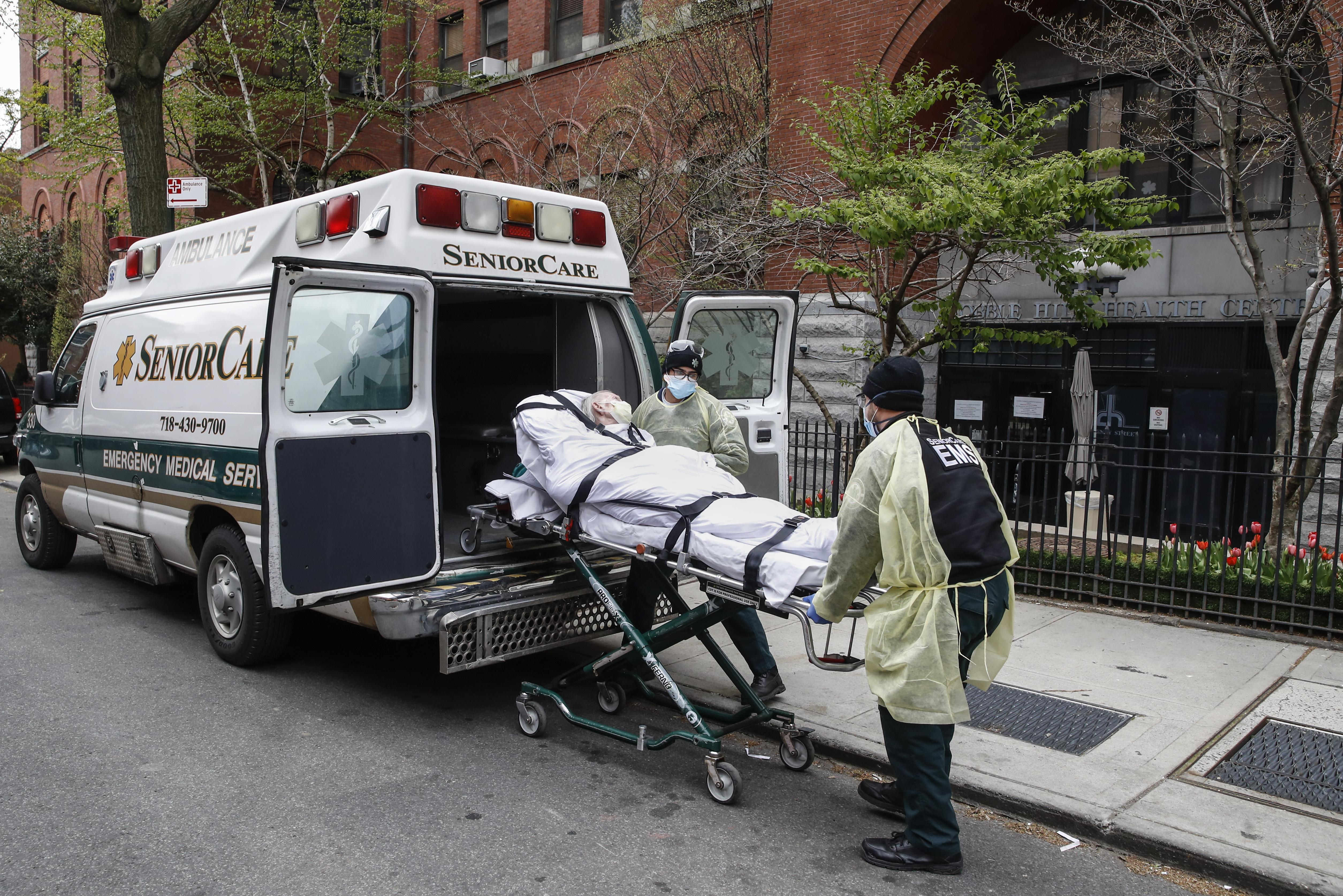 Coronavirus has ravaged NYC nursing homes at a startling rate