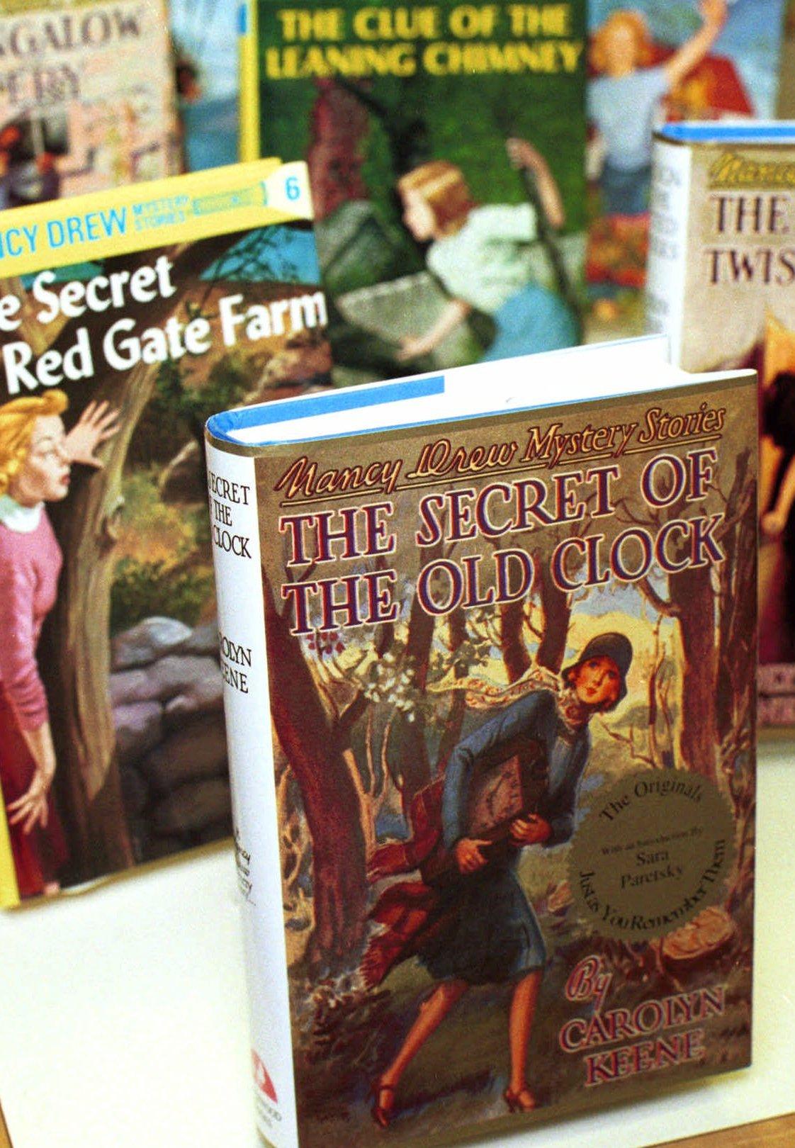 Nancy Drew, through the years | The Spokesman-Review