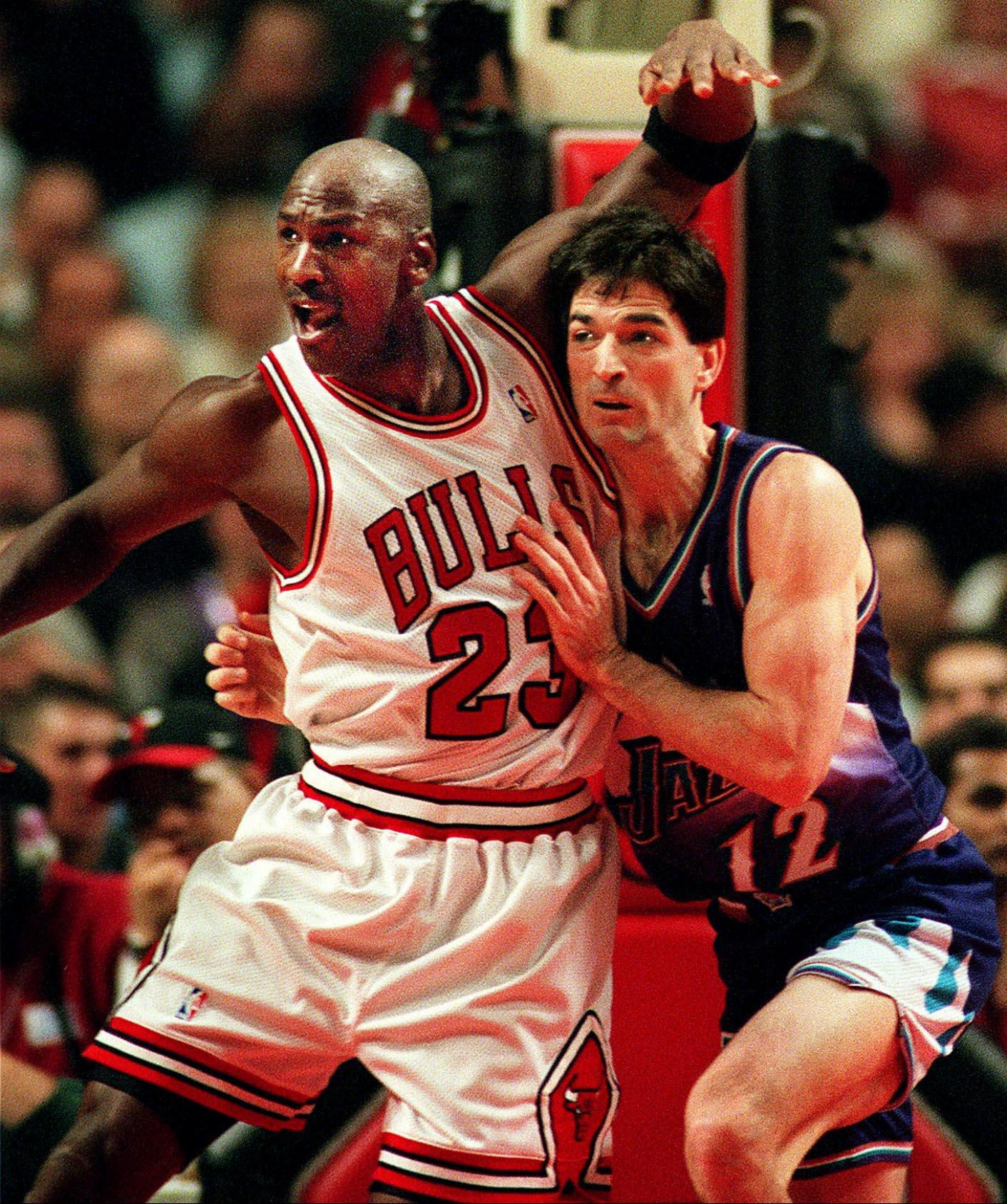 auge Herméticamente plan  Error, Jordan: John Stockton deserved better from 'The Last Dance' | The  Spokesman-Review