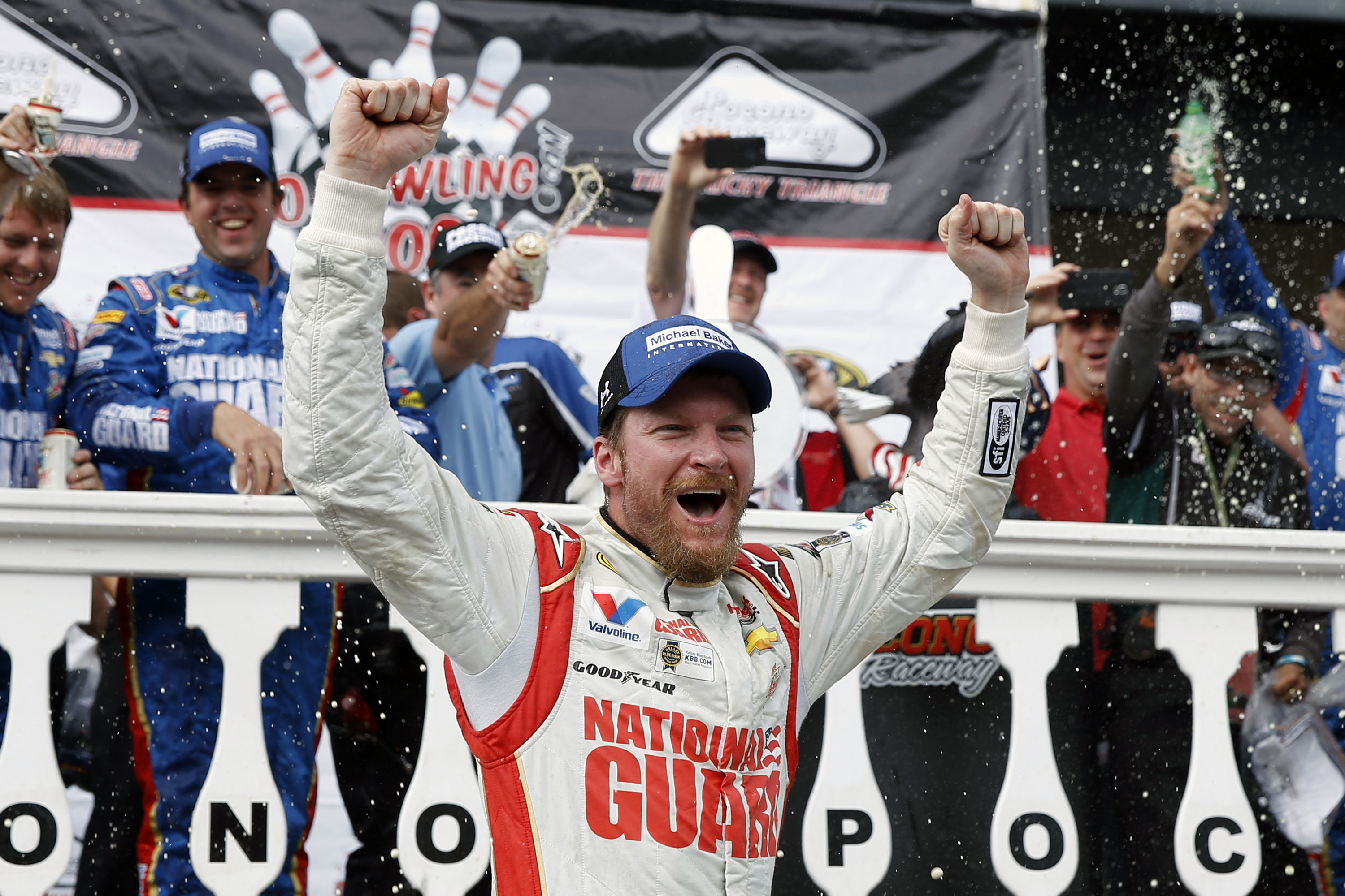 Dale Earnhardt Jr. among 2021 NASCAR Hall of Fame Class