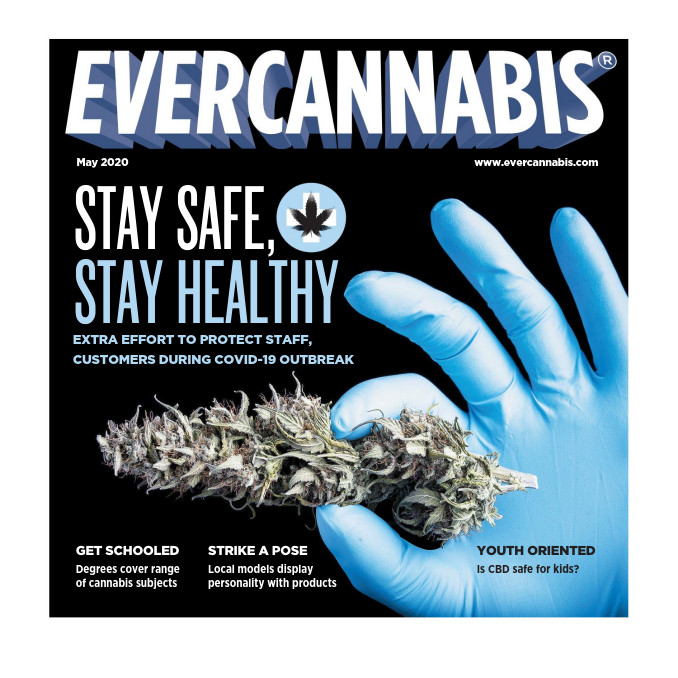 EVERCANNABIS May 1. 2020