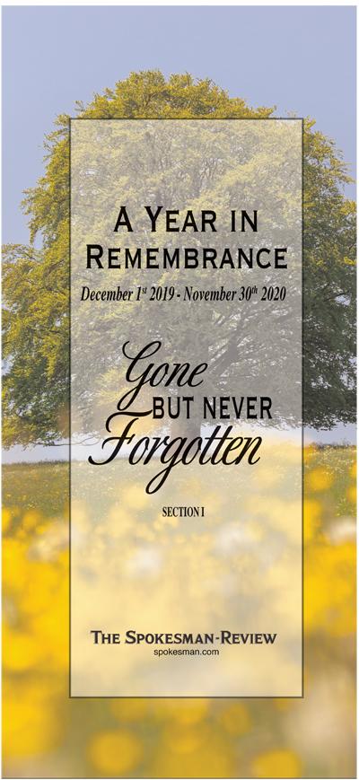 2020 Remembrance