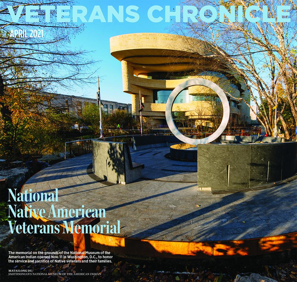 Veterans Chronicle April 16, 2021