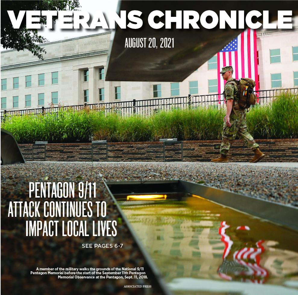 Veterans Chronicle August 20, 2021