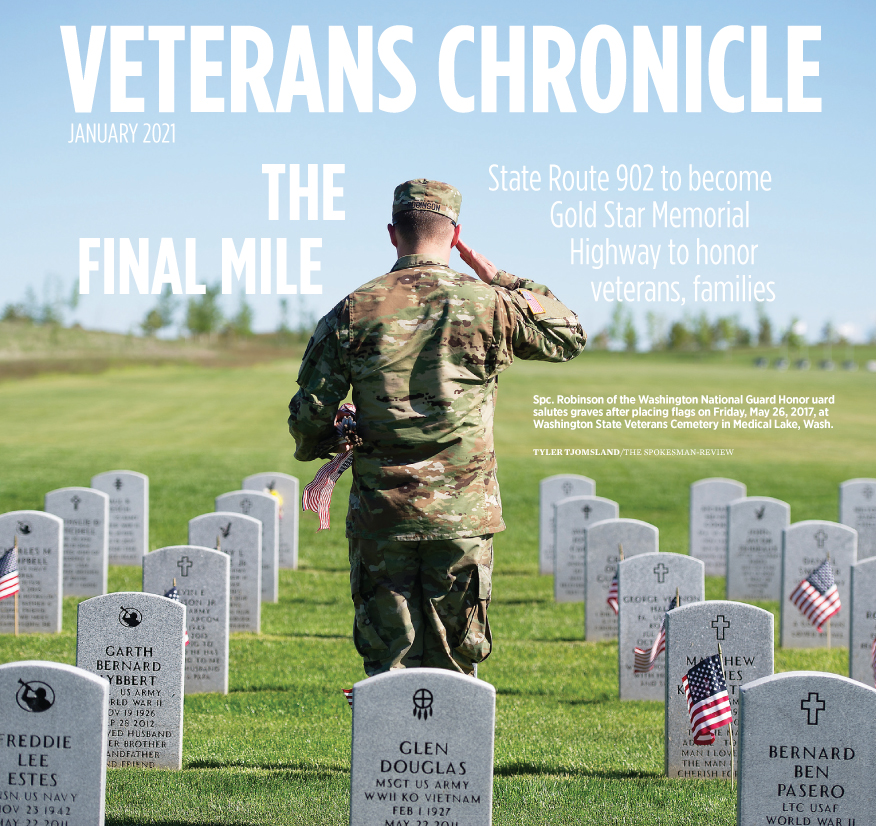 Veterans Chronicle January 15, 2021
