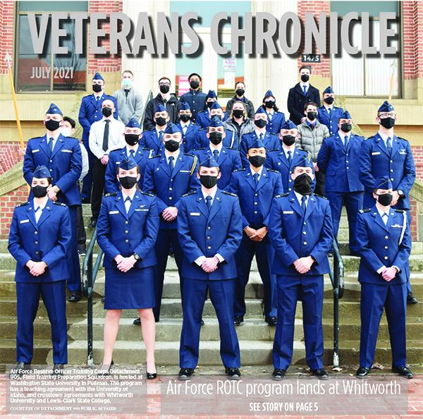 July 2021 Veterans Chronicle